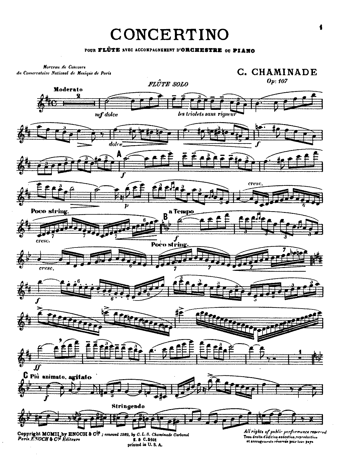 PMLP17533-Chaminade - Concertino for flute and orchestra, Op. 107 (flute and piano).pdf