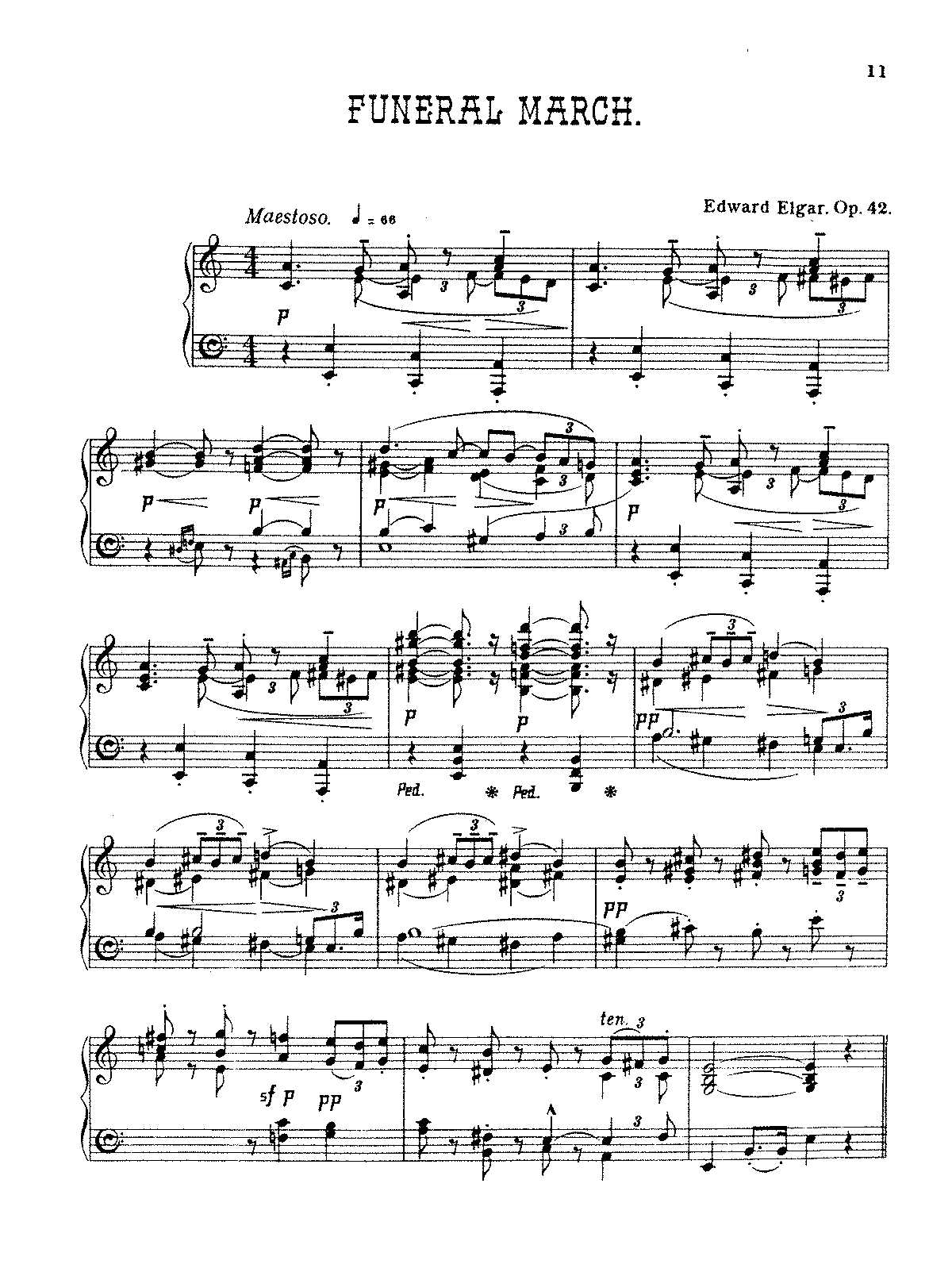 PMLP47426-Elgar - Grania and Diarmid, Op. 42 (Funeral March trans. McEwen - piano).pdf