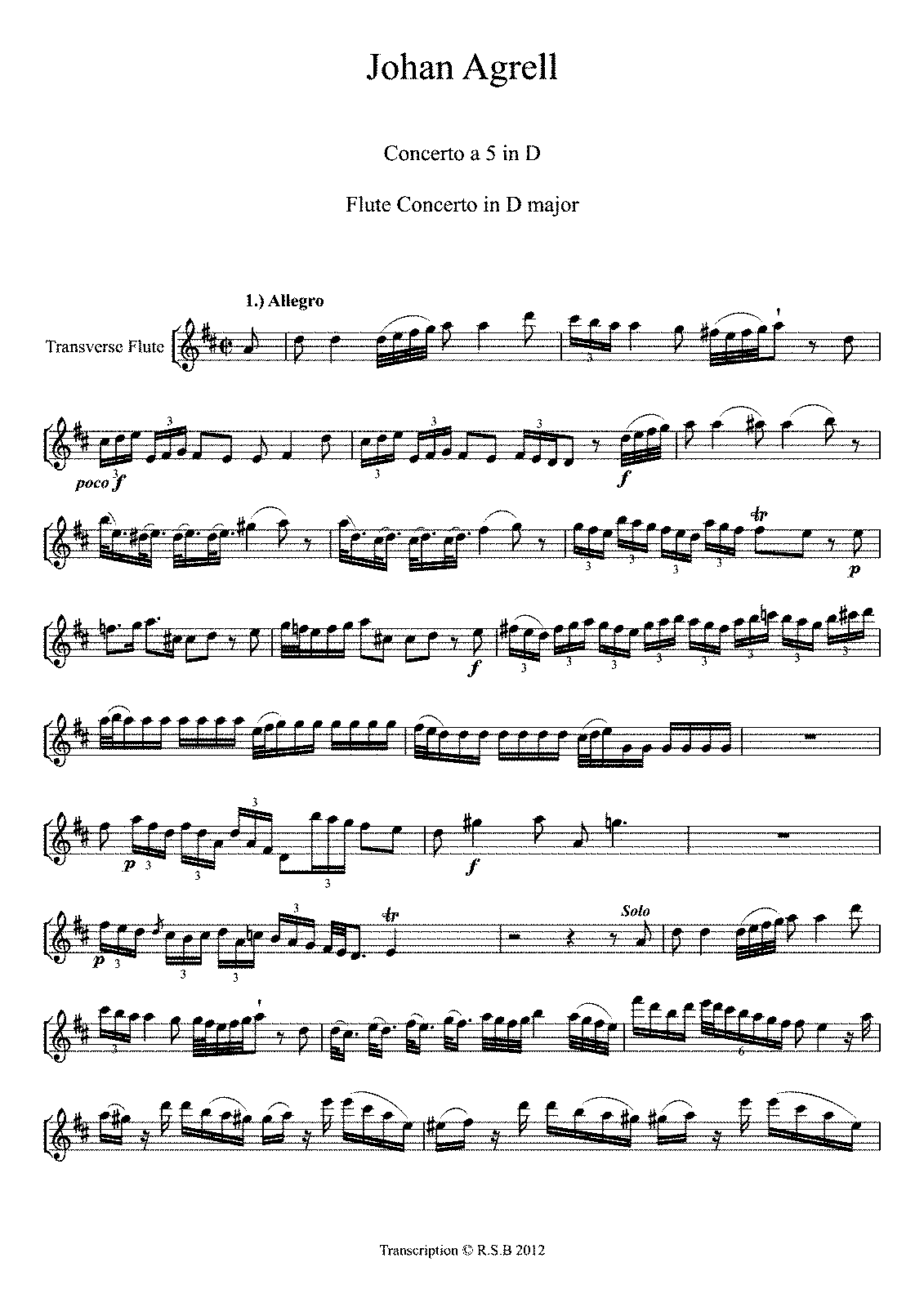PMLP87968-Agrell Concerto in D major I. Allegro - COMPLETE PARTS.pdf