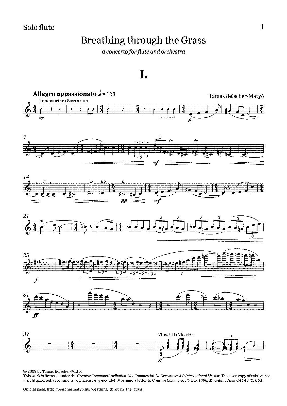 PMLP140510-Breathing Through the Grass - Flauto solo.pdf