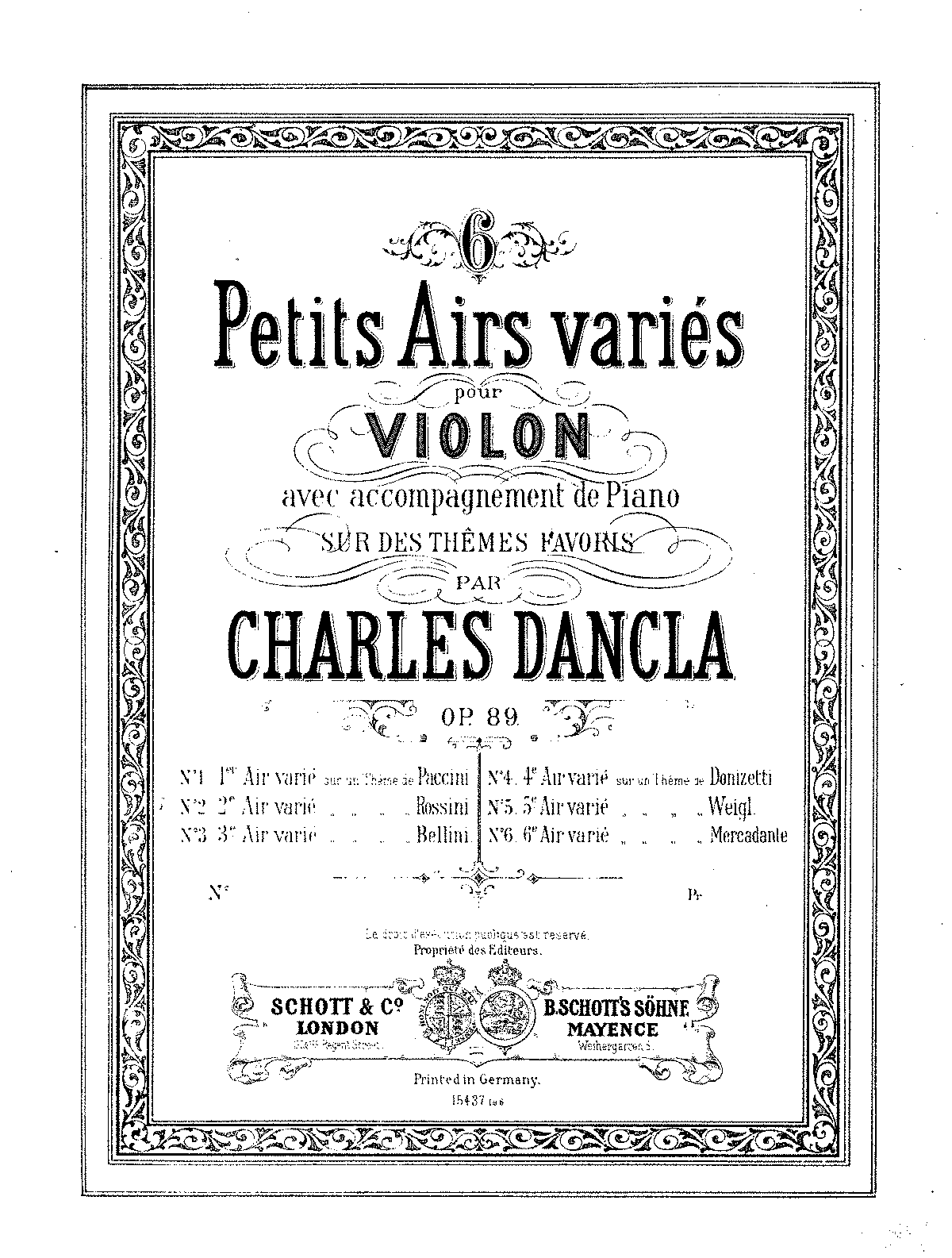 PMLP11342-Dancle - 3rd Air Varie Theme of Bellini Op89 Violin Piano.pdf