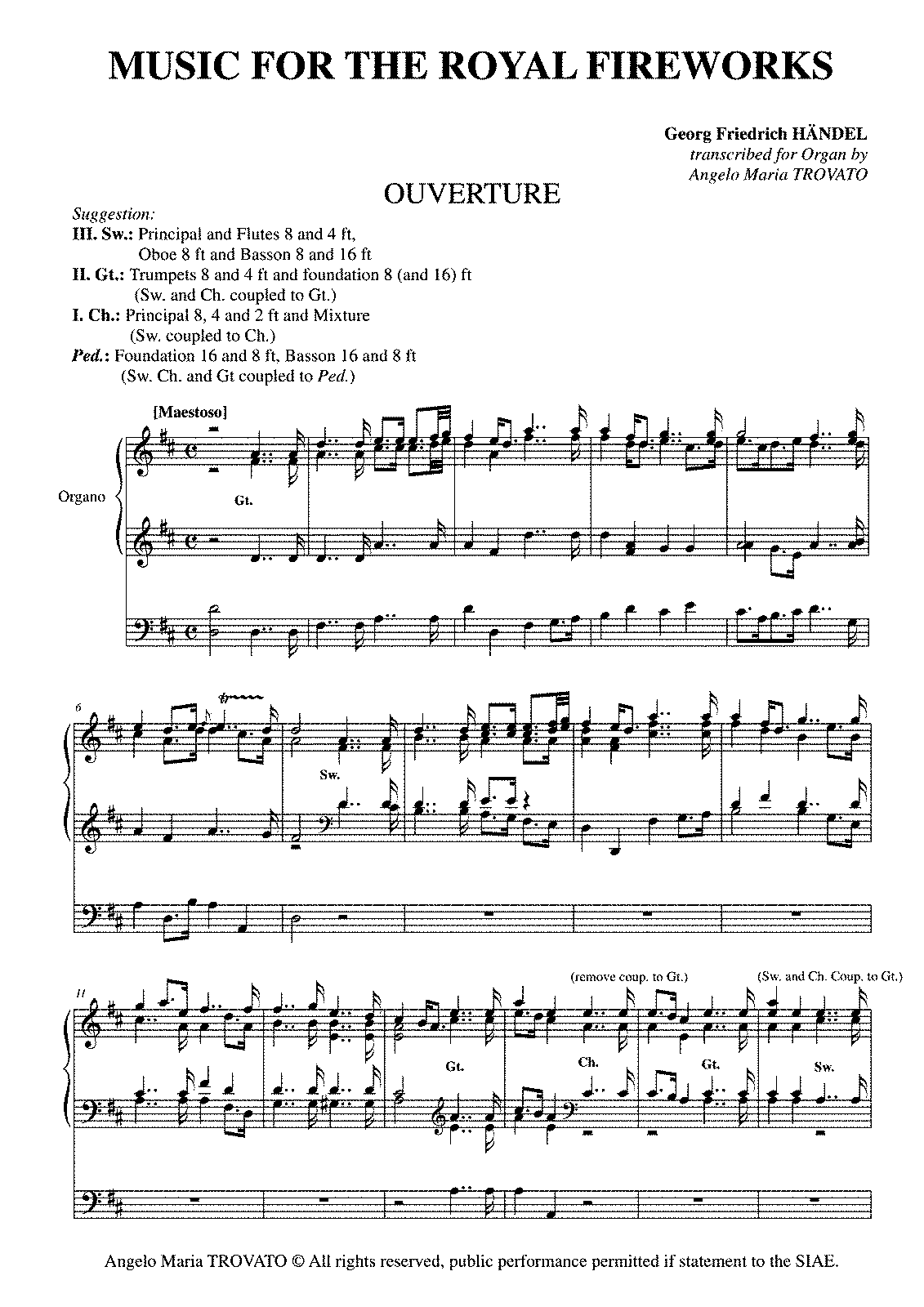 PMLP12548-Music for the Royal Fireworks (trascr. for Organ AMT) - G.F. Handel.pdf