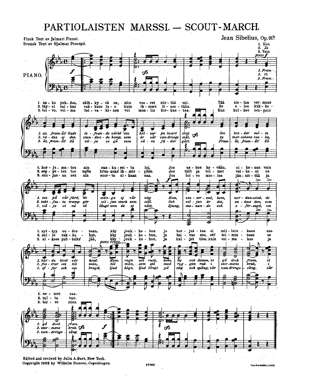 Sibelius - Scout March, Op.91b (SATB and piano).pdf