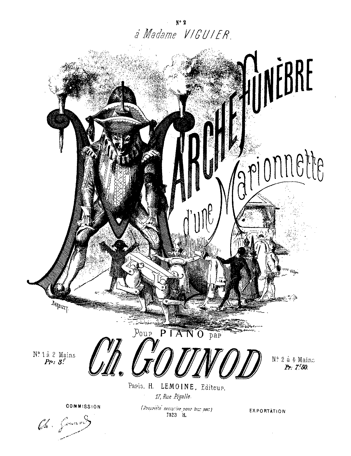 PMLP05016-Gounod-Lavignac Funeral march of a marionette Pf4H.pdf