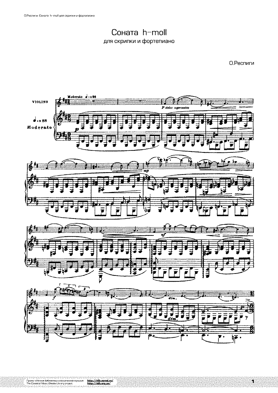 Respighi Violinsonate in h.pdf