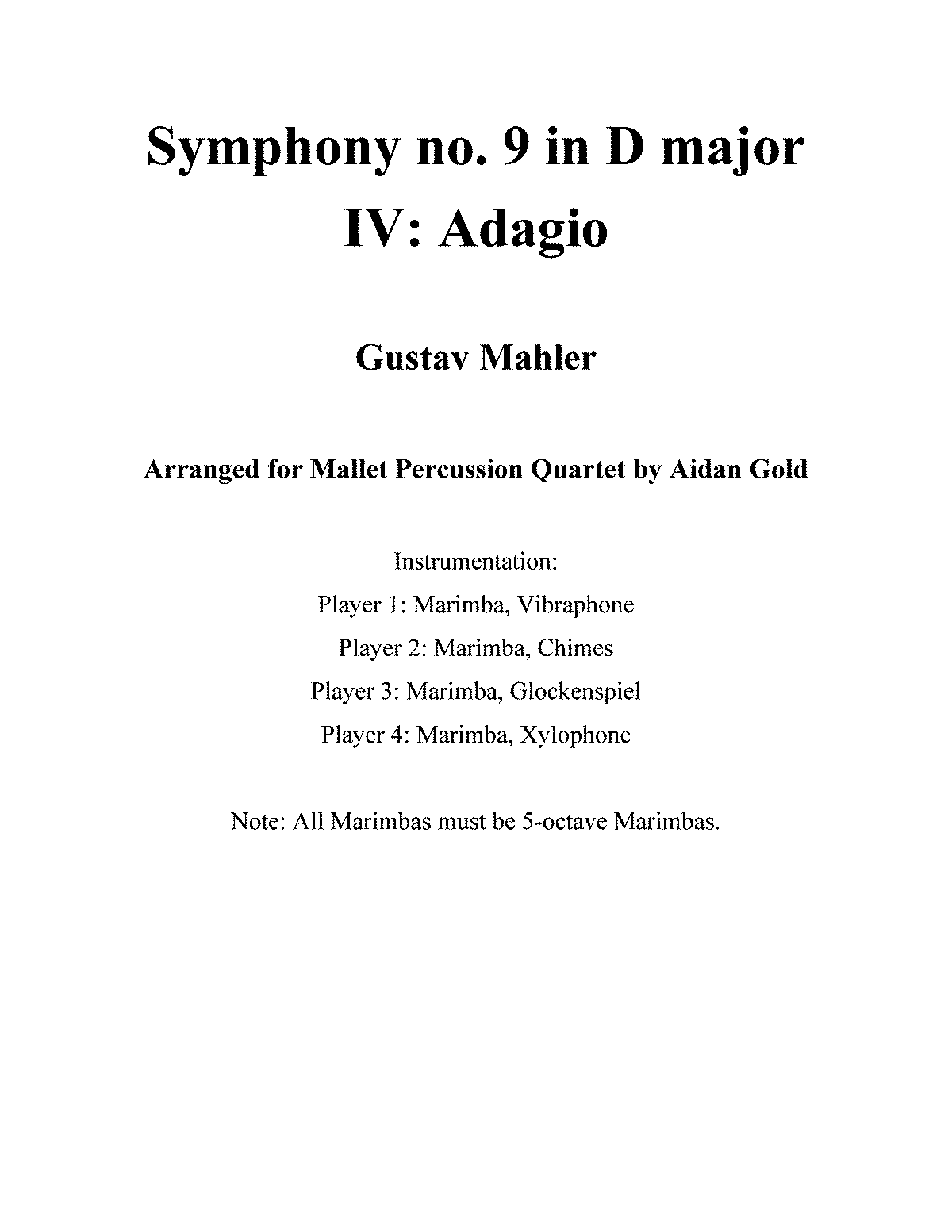 PMLP48640-Mahler 9th Adagio Percussion Arrangement.pdf
