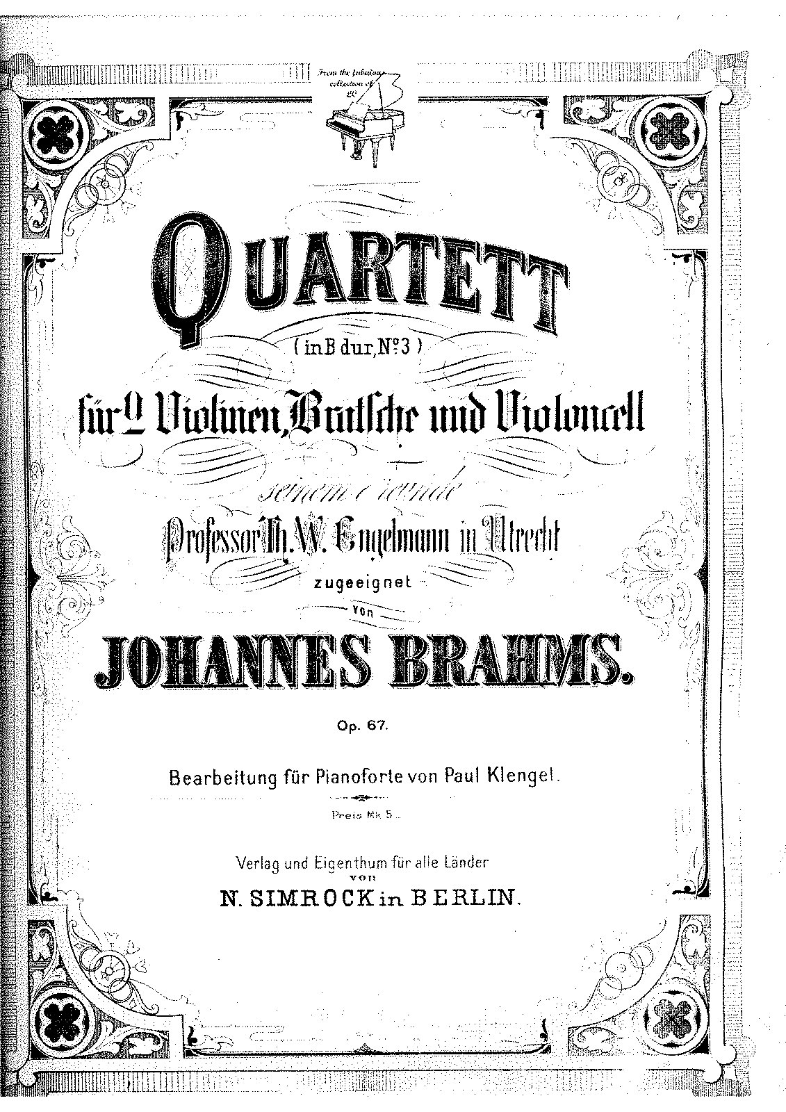 Brahms - 067 - Quartet Bb (2H Klengel) new.pdf