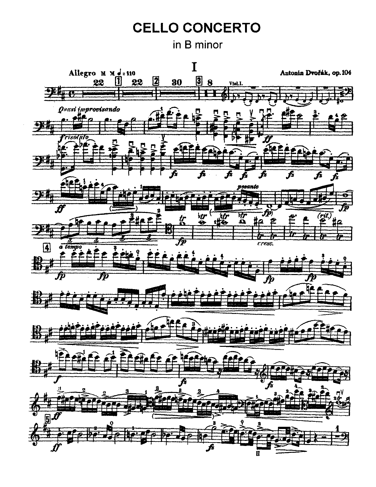 Dvorak Cello Concerto (cello part).pdf