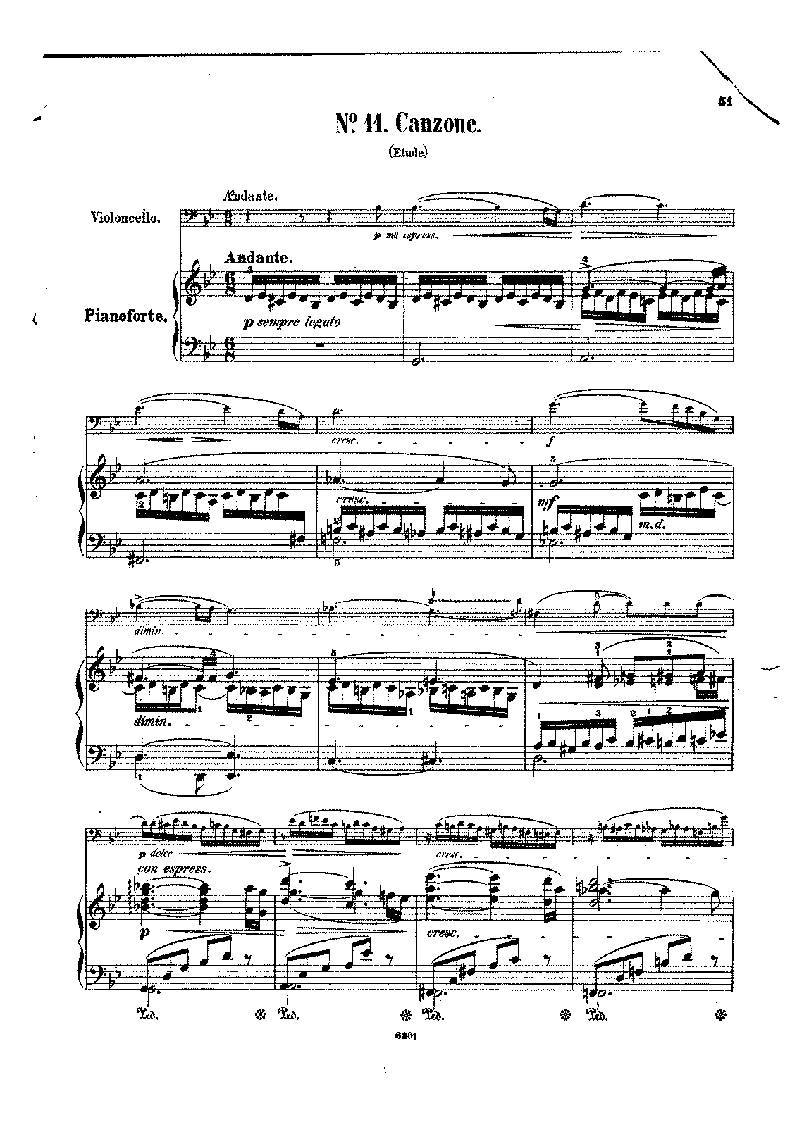 PMLP01969-Chopin - 11a Canzone Etude Op10 No6 for Cello and Piano (Grutzmacher) score.pdf