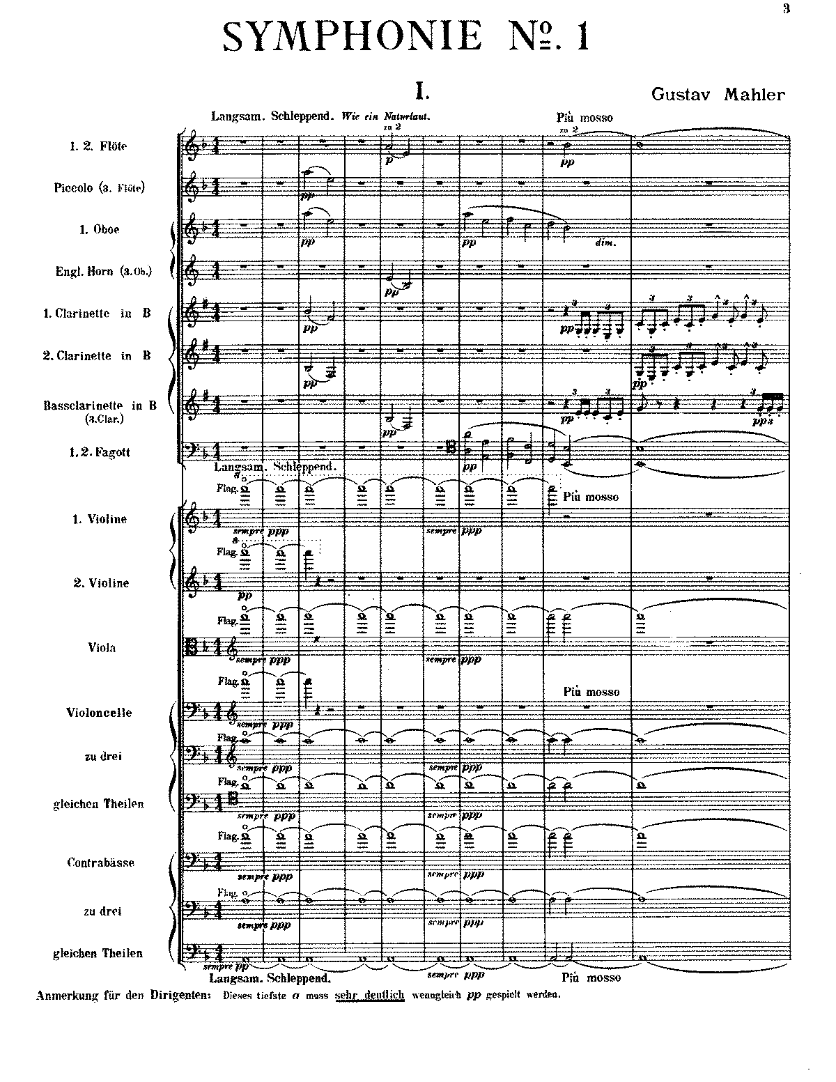 mahler symphony 2 movement v essay