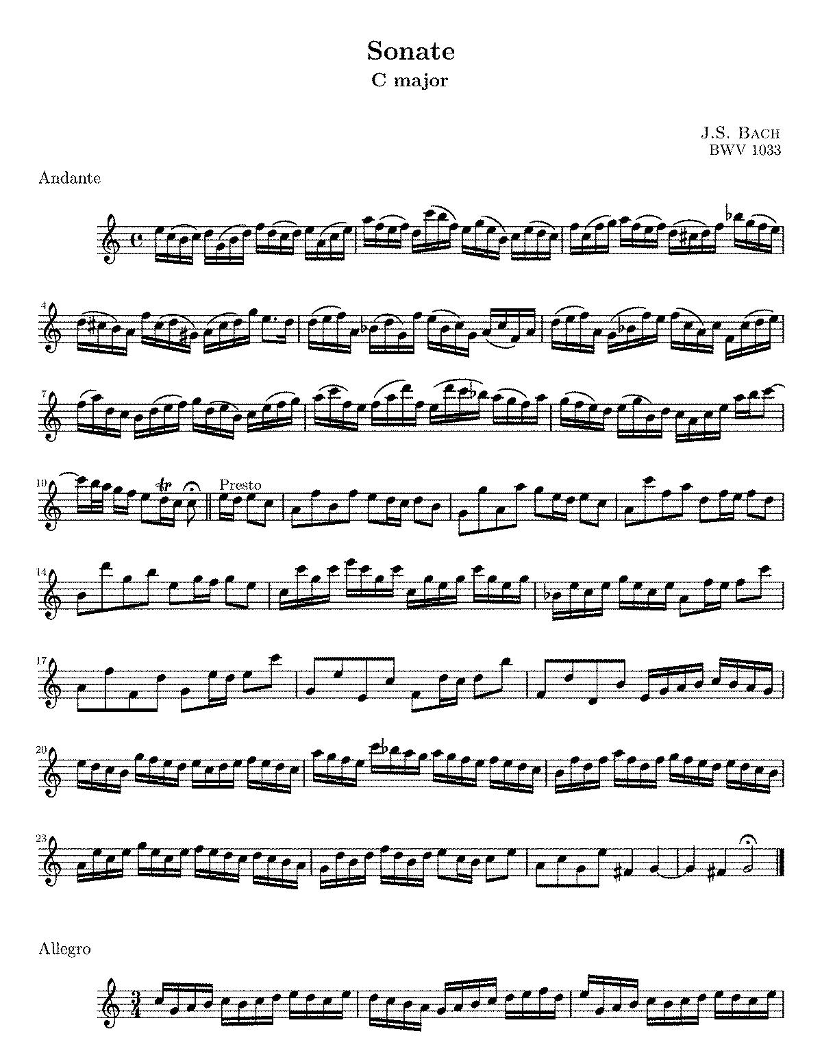 Johann Sebastian Bach Del Cuaderno De Notas Para Anna Magdalena Bach 1725: Vol.2