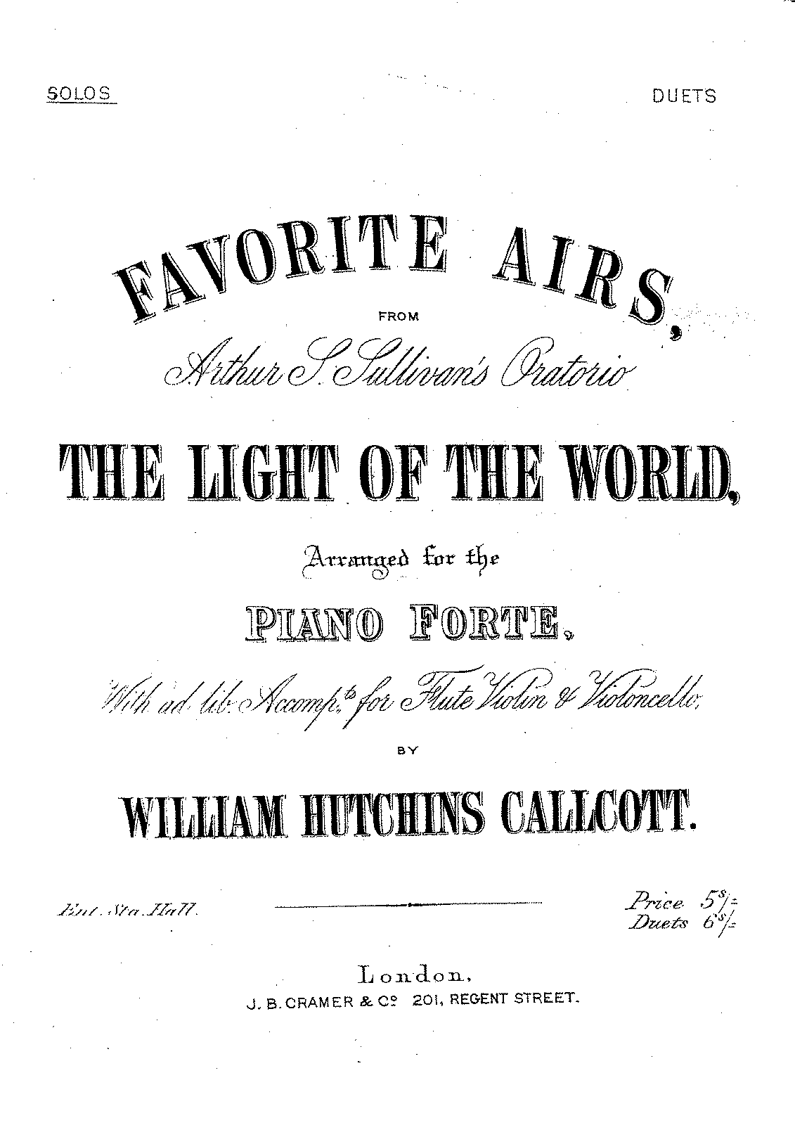 PMLP221479-Sullivan - The Light of the World, Favorite Airs.pdf