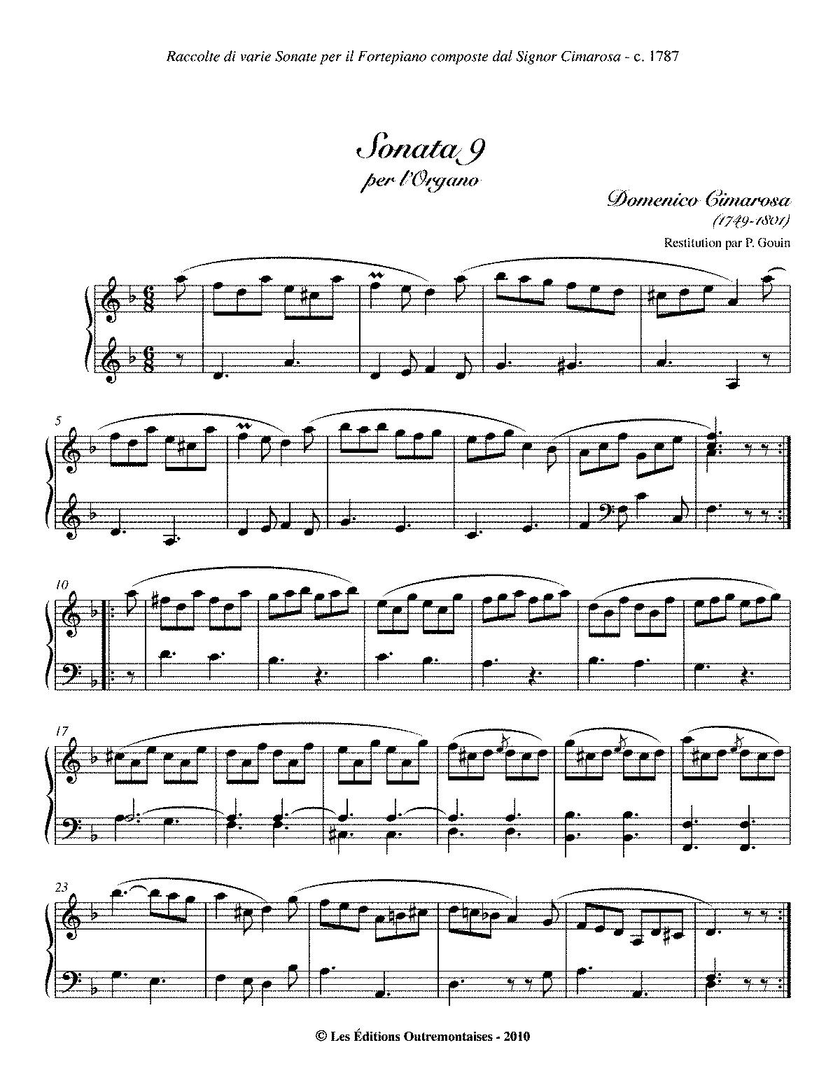moonlight sonata in d minor pdf