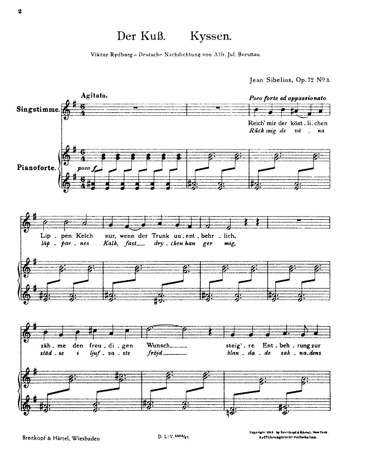 Sibelius - 6 Songs, Op.72 No.3 (voice and piano).pdf