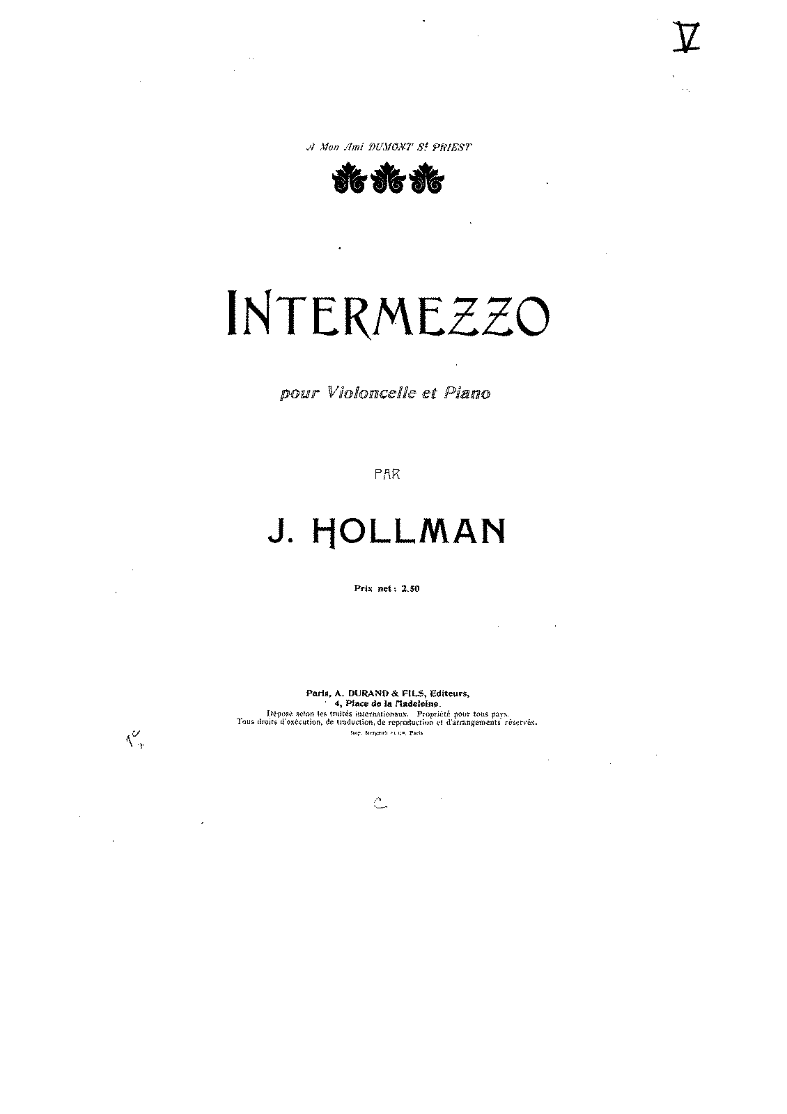 PMLP305591-Hollman - Intermezzo for Cello and Piano pno.pdf