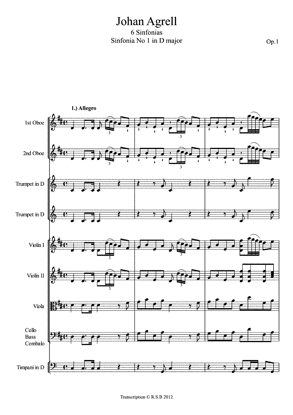 PMLP234228-Agrell Sinfonia No 1 in D - I. Allegro.pdf