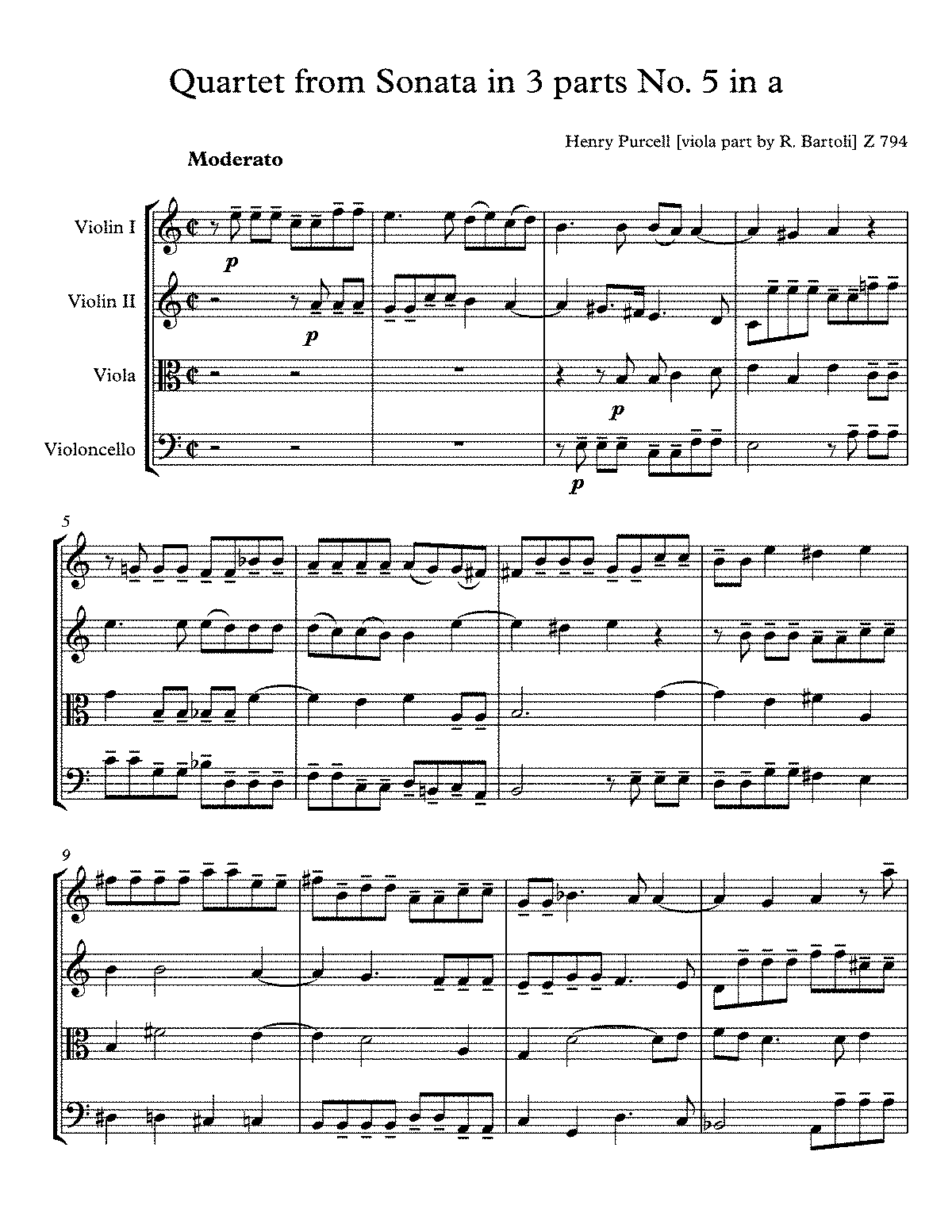 PMLP85673-Purcell Z 794 Sonata No. 5 in a va part russ D - Full Score.pdf