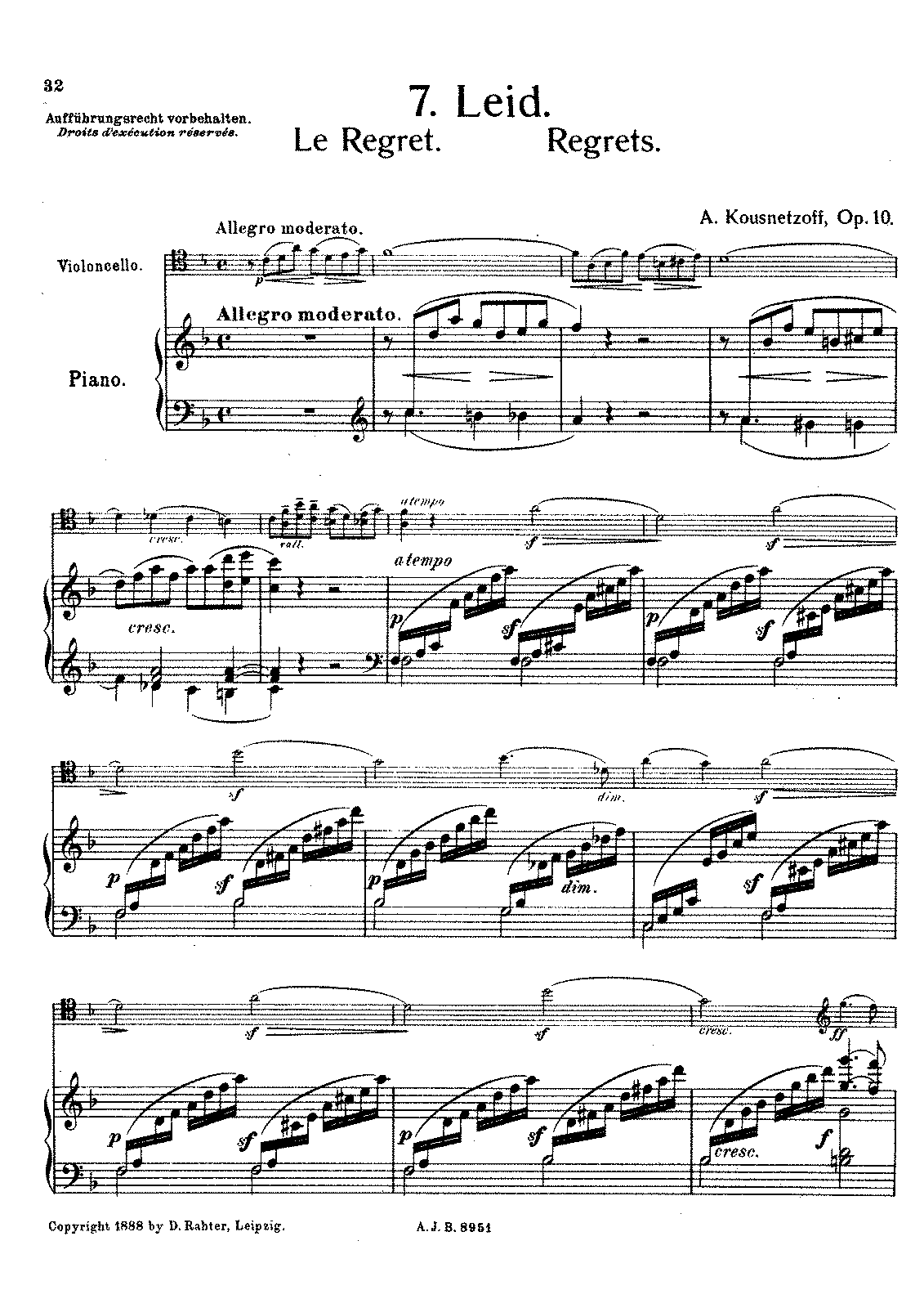 PMLP126174-Kousnetzoff Lied Op10 Cello and Piano.pdf