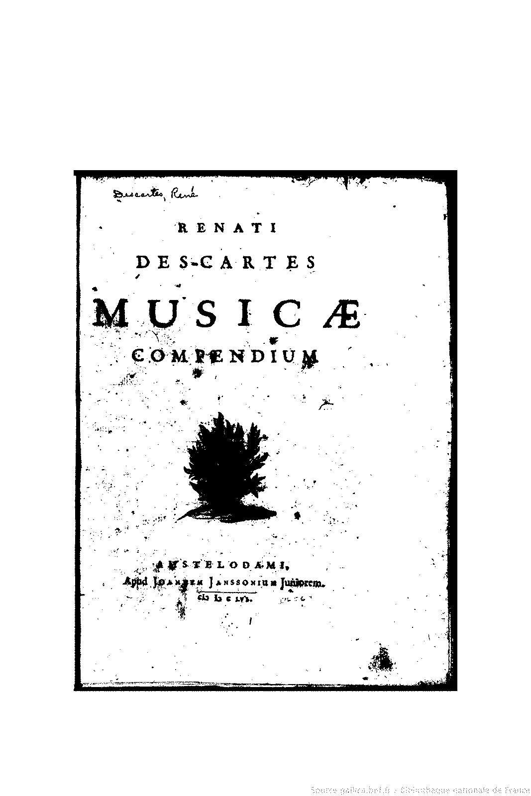 PMLP147962-Descartes 1656.pdf