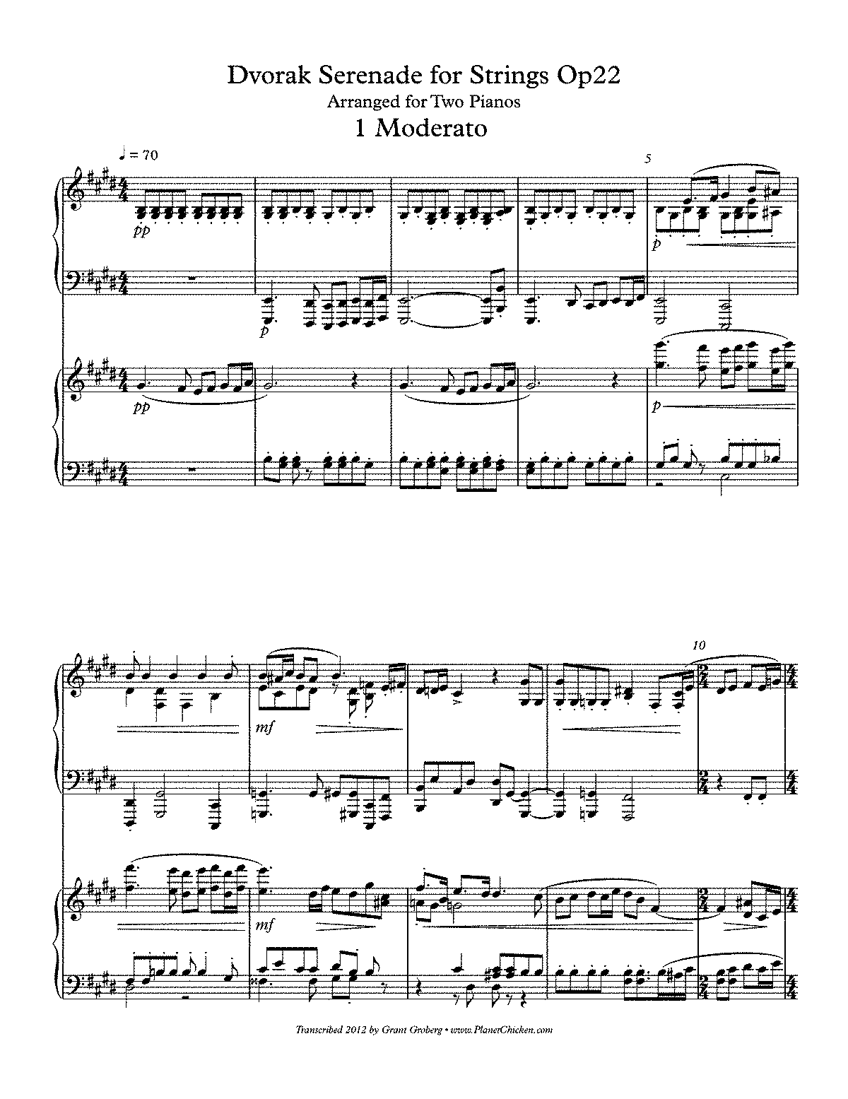 PMLP59797-DvoraK Serenade Op22 complete - Serenade for Strings Op 22.pdf