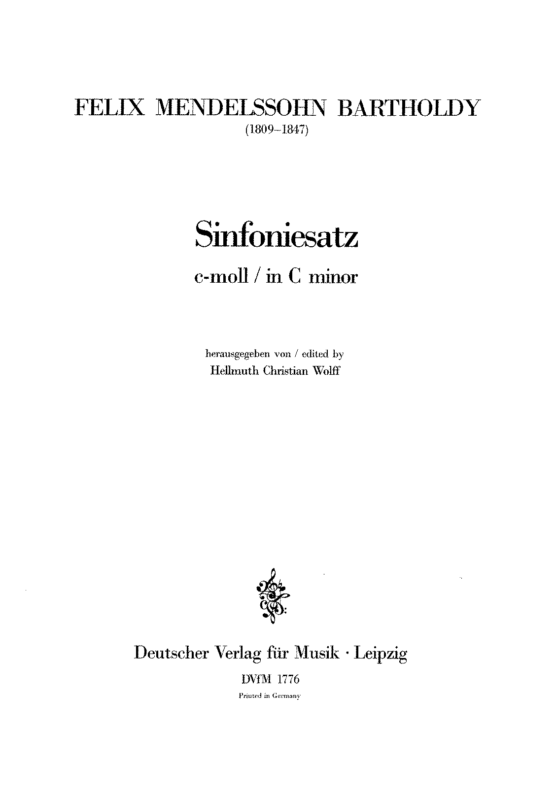 PMLP207416-Mendelssohn, Felix - Sinfoniesatz for String in C minor MWV N 14.pdf