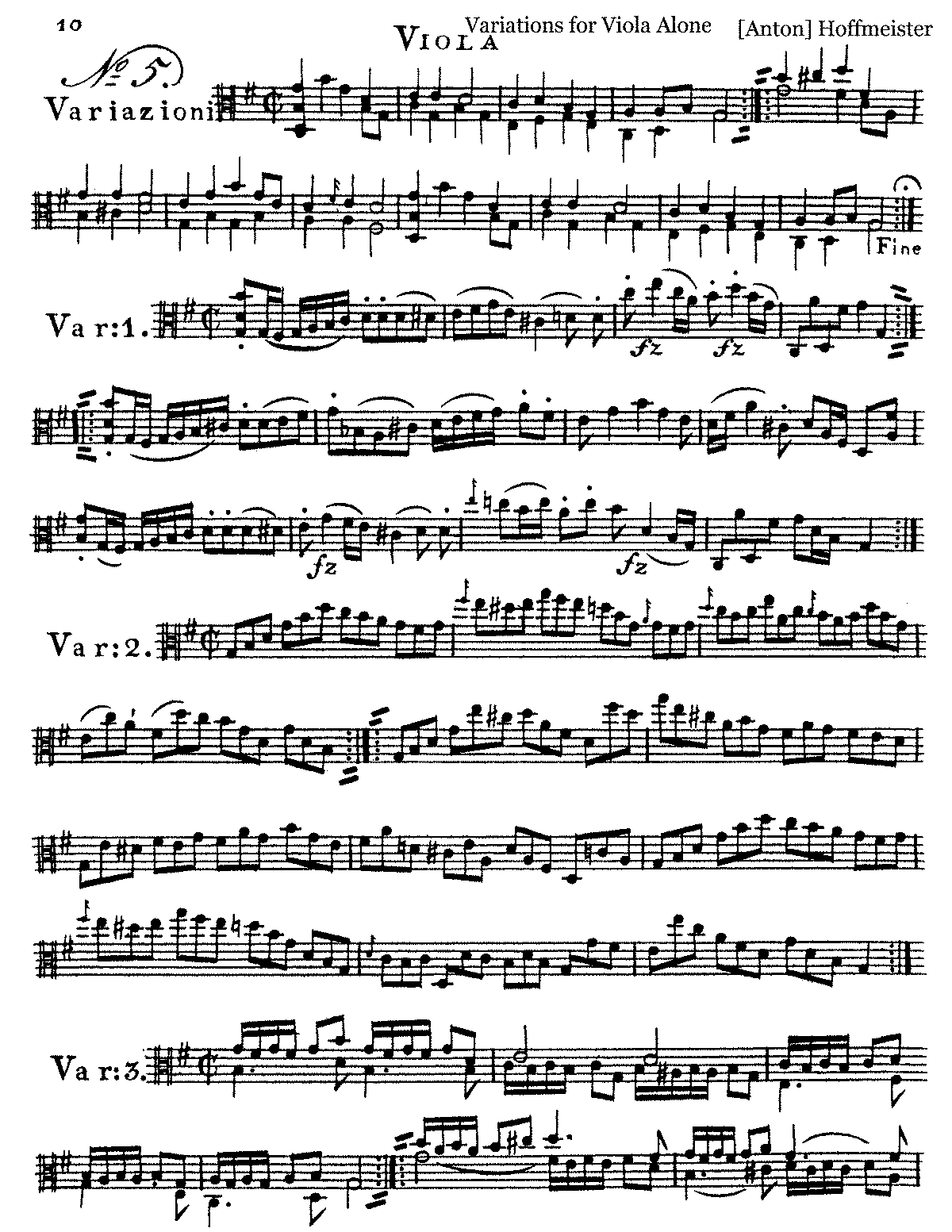 HOFFMEISTER Variations for VA alone.pdf