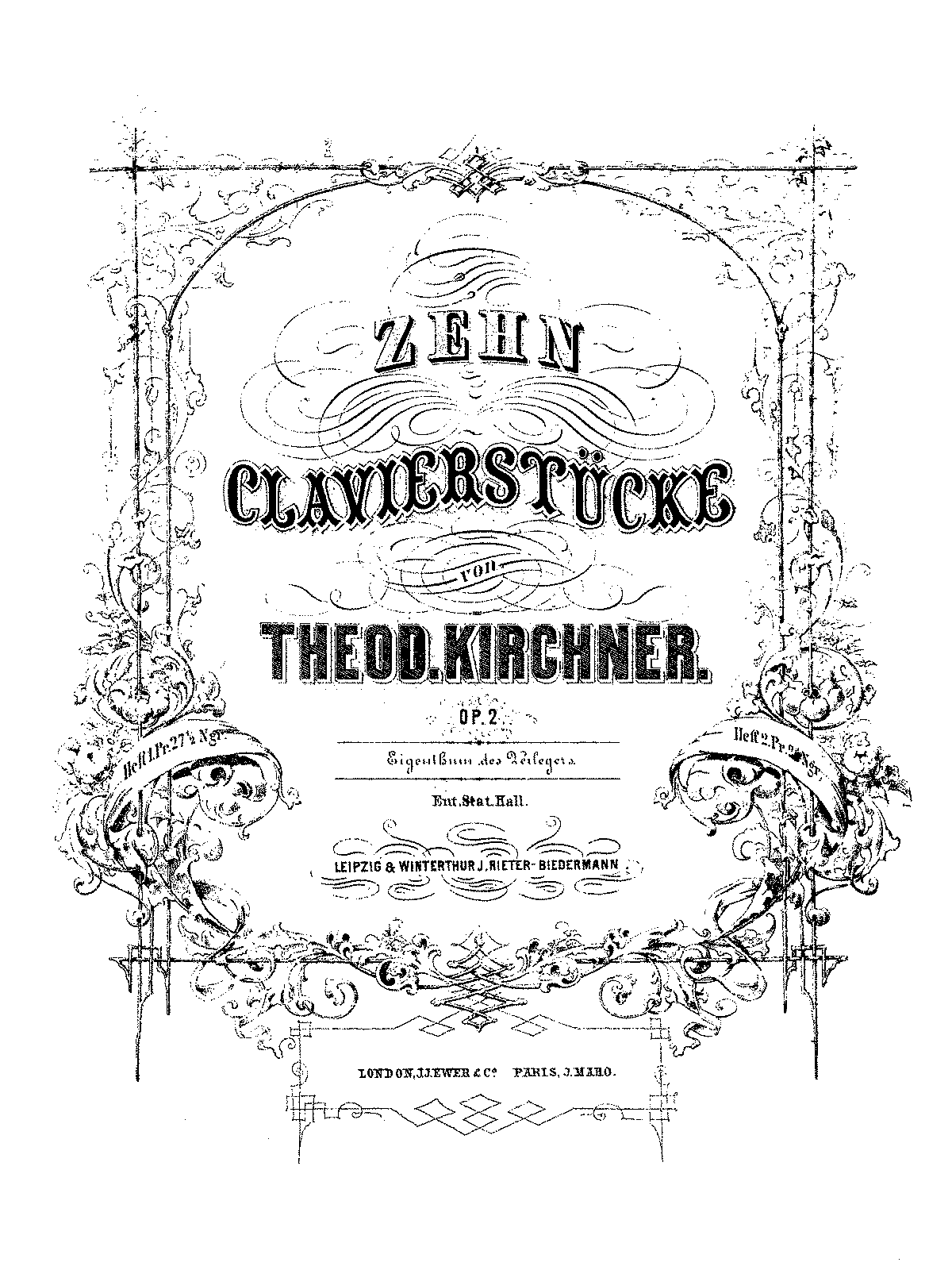 Kirchner - Op.2 - 10 Pieces.pdf