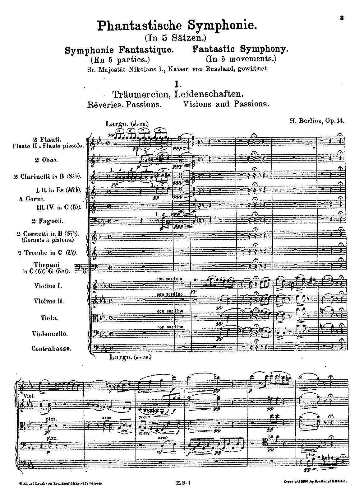berlioz symphonie fantastique 4th movement Print and download symphonie fantastique, op 14 - 4th movement [main theme] sheet music composed by hector berlioz arranged for saxophone instrumental solo in d major sku: mn0158344.