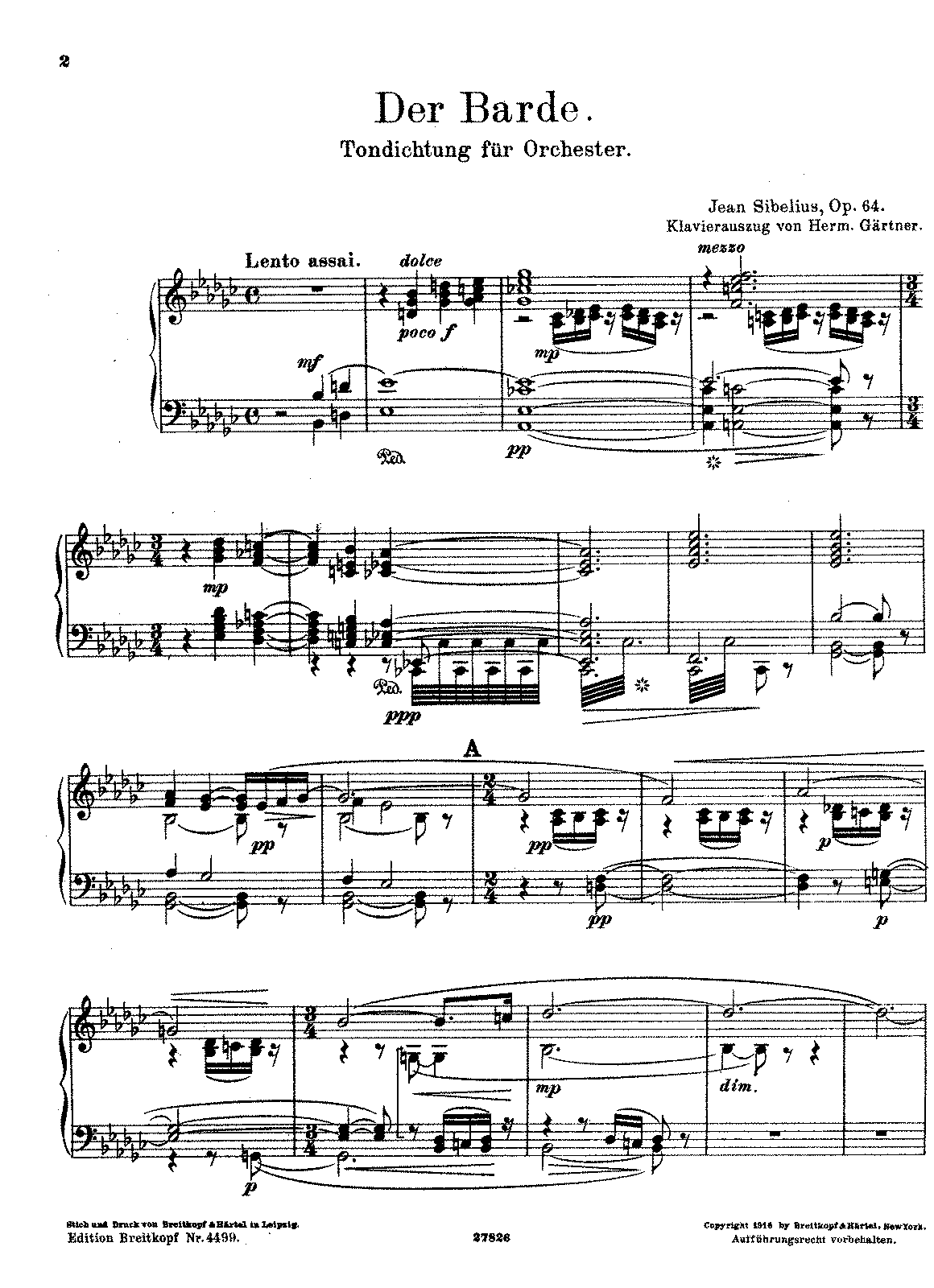 Sibelius - The Bard, Op.64 (trans. Gärtner - piano).pdf