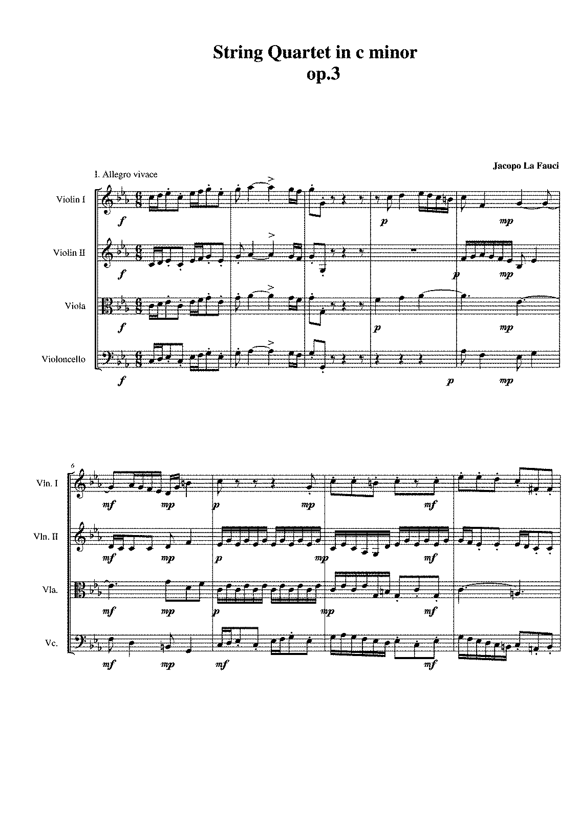 PMLP83731-Jacopo La Fauci - String Quartet in c minor op.3 - I. Allegro vivace.pdf