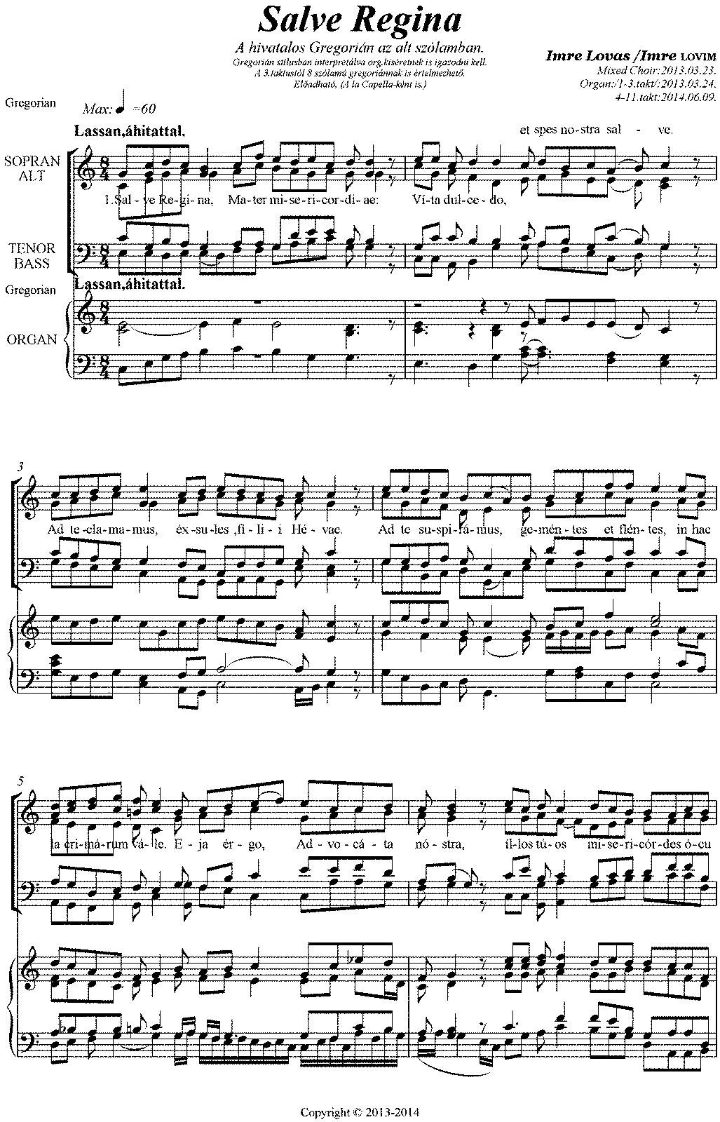 salve regina  lovas  imre   petrucci music library