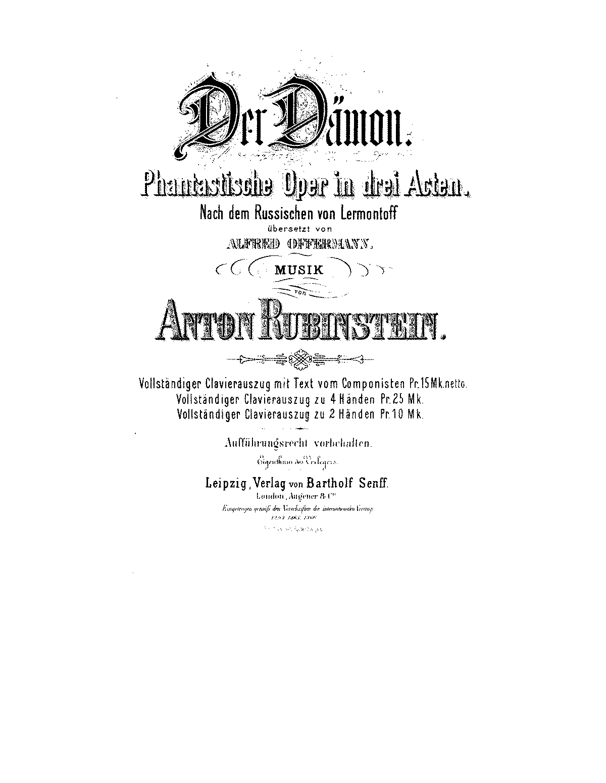 PMLP58947-Rubinstein - Der Dämon (vocal score).pdf