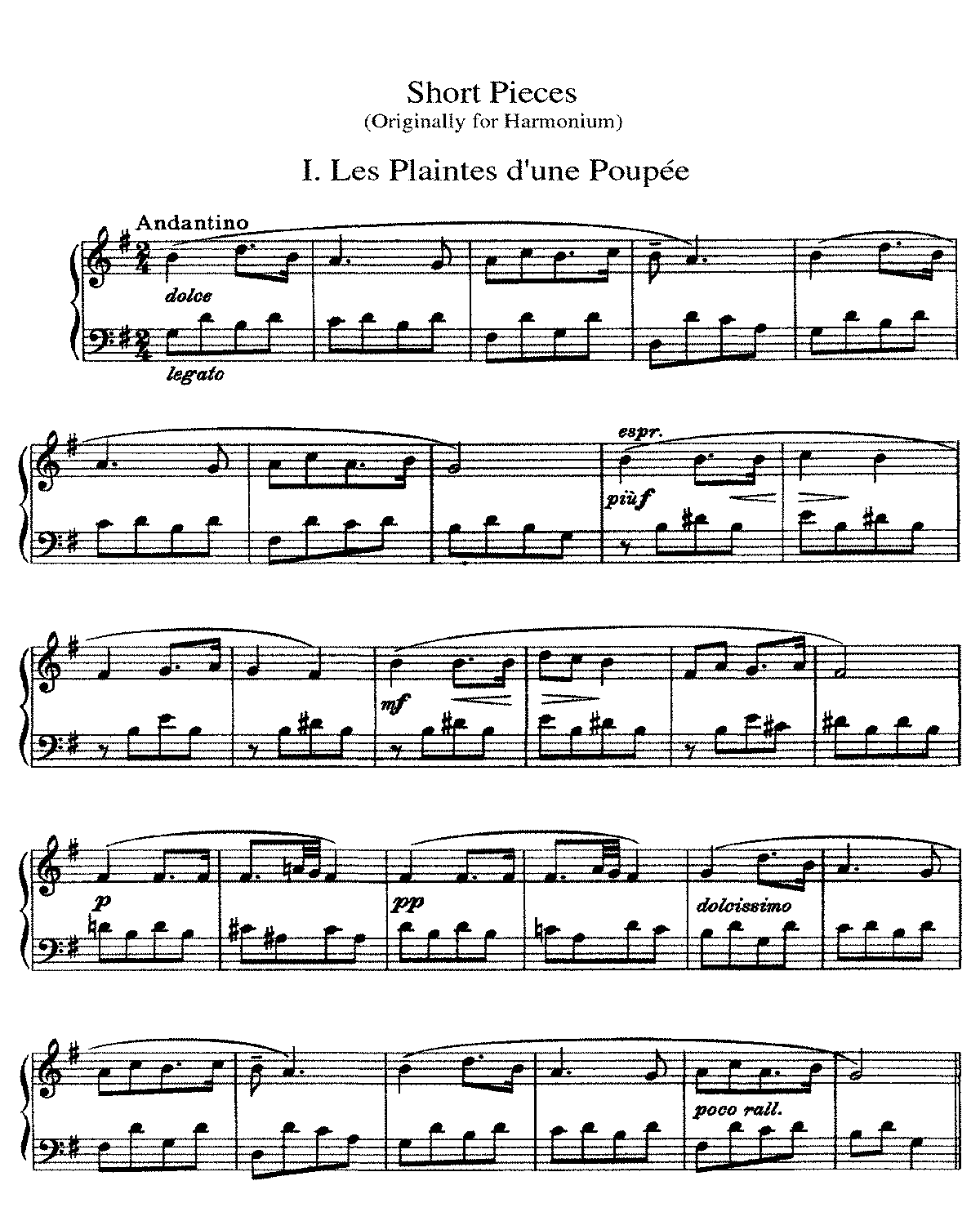 Franck - Eighteen Short Pieces.pdf