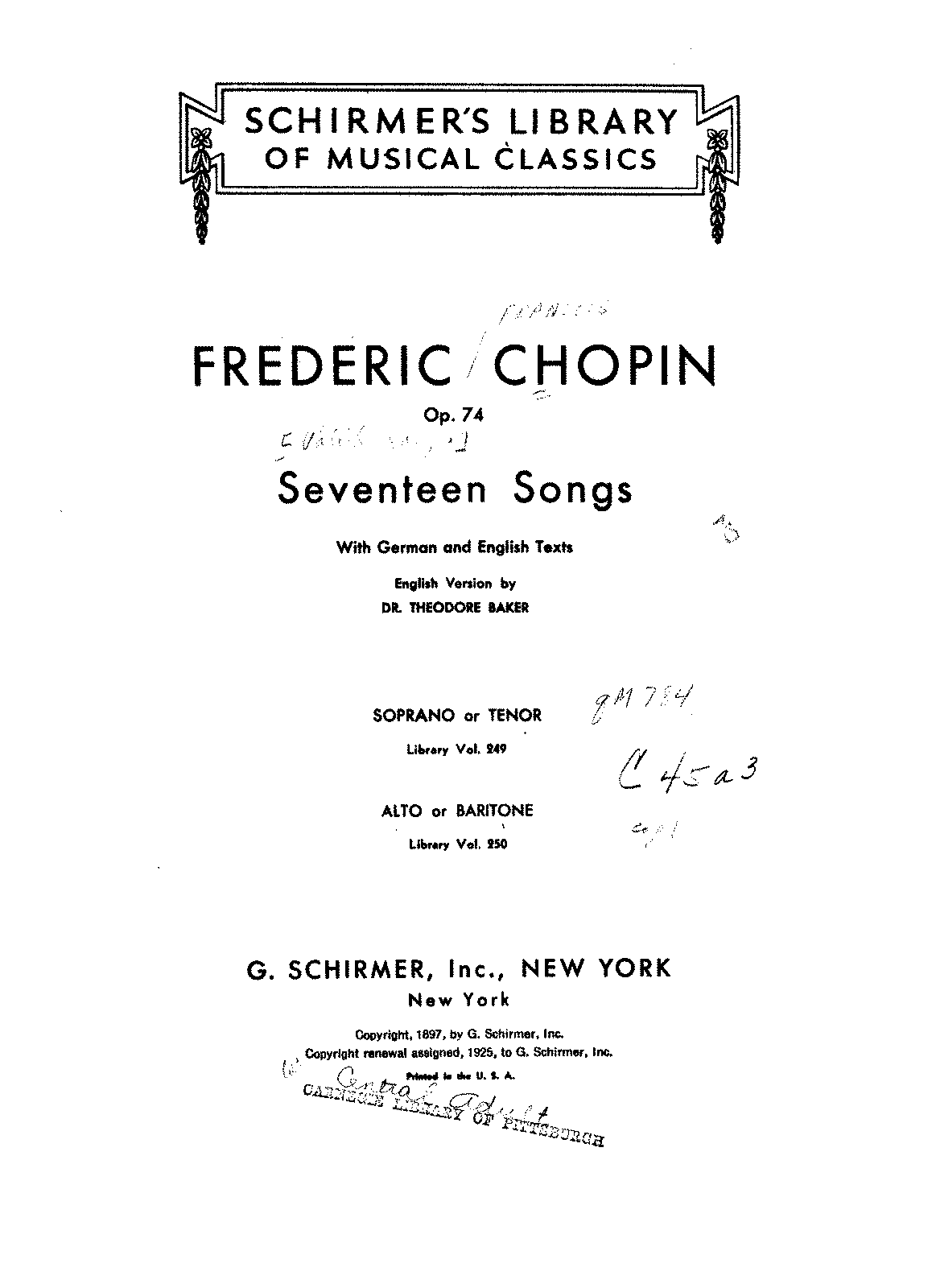 Chopin - Polish Songs.pdf