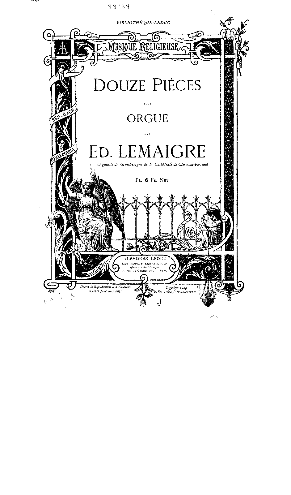 Lemaigre - 12 Pieces for Organ.pdf