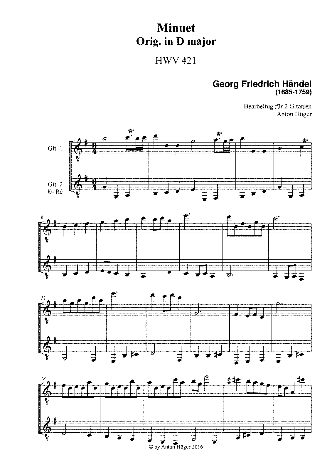 PMLP678965-Händel, Georg Friedrich - Minuet in D major, HWV 421-2Git.pdf