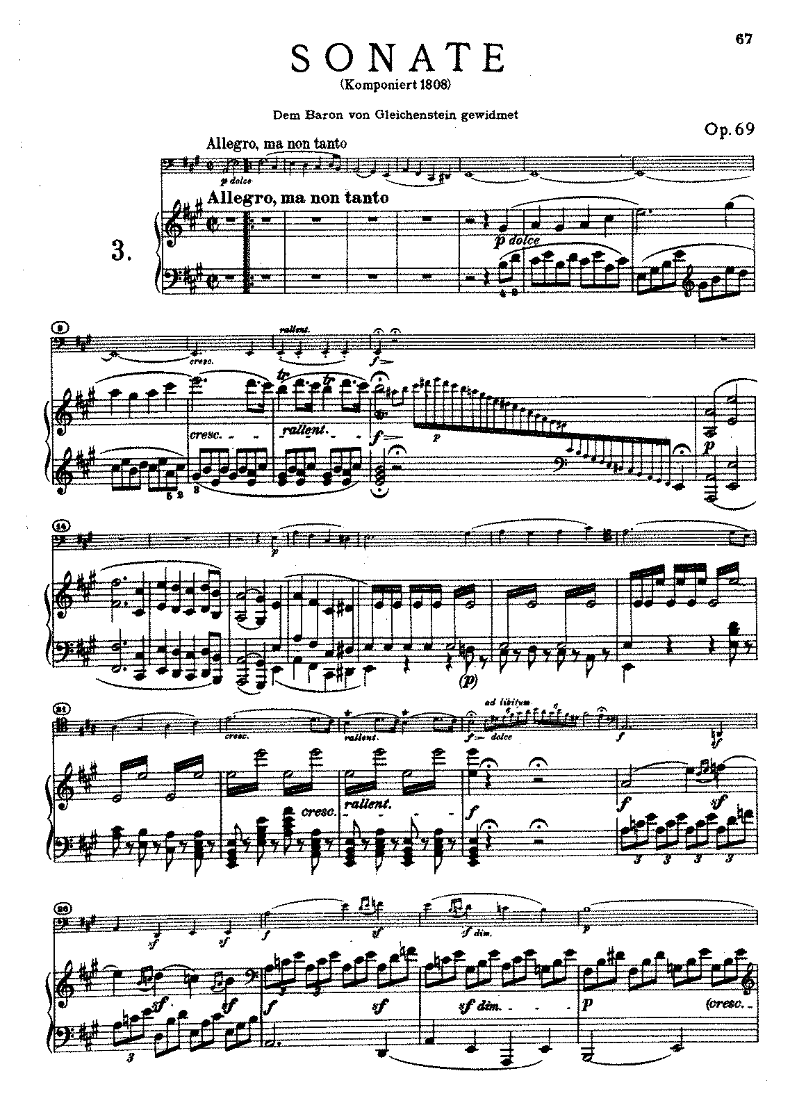 Beethoven - Cello Sonata No3 Part1.pdf