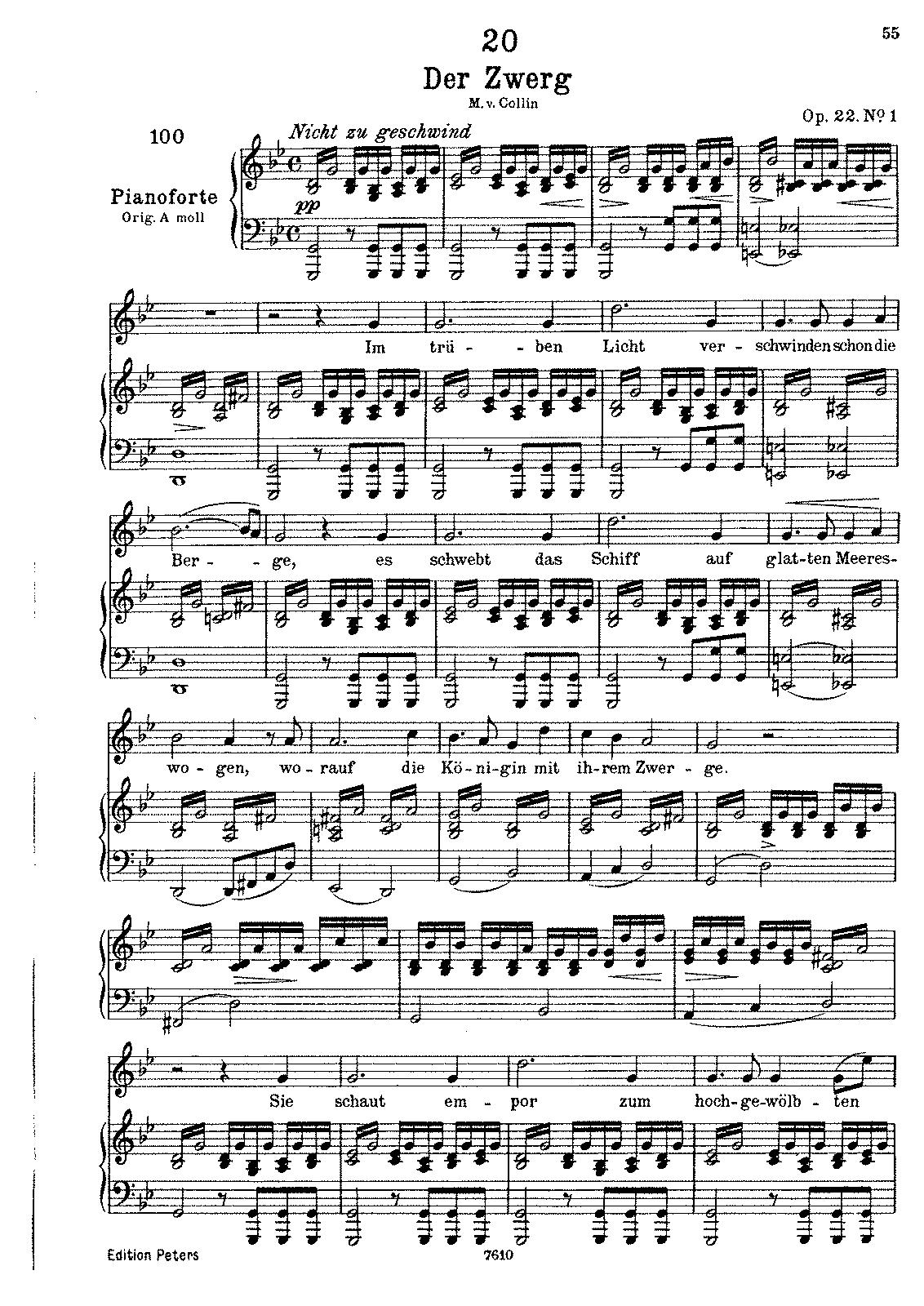 schubert extra low voice pdf