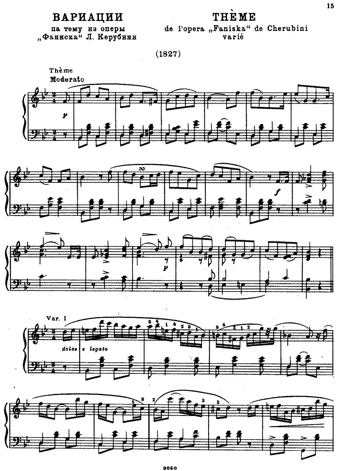 Glinka - Variations in B Major on a Theme from Cherubini's Opera Faniska.pdf