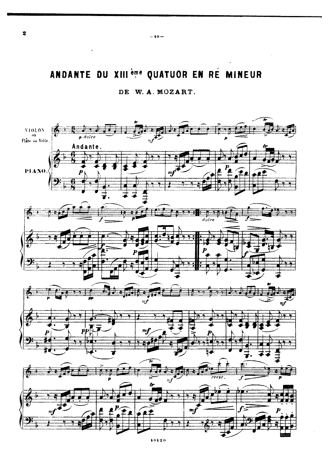 PMLP05222-Mozart - Andante from Quartet No15 in Dm for Cello and Piano score.pdf