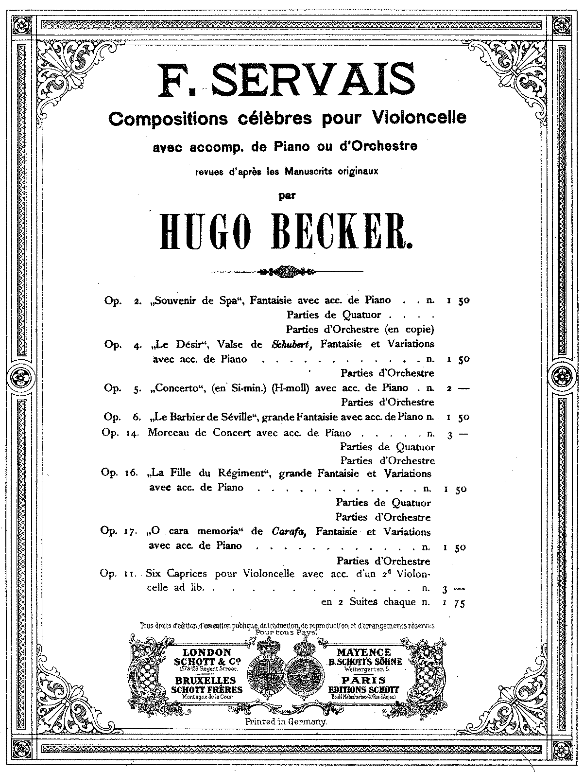 PMLP17383-Servais - Morceau de Concert Op14 (Becker) for cello and piano PNO.pdf