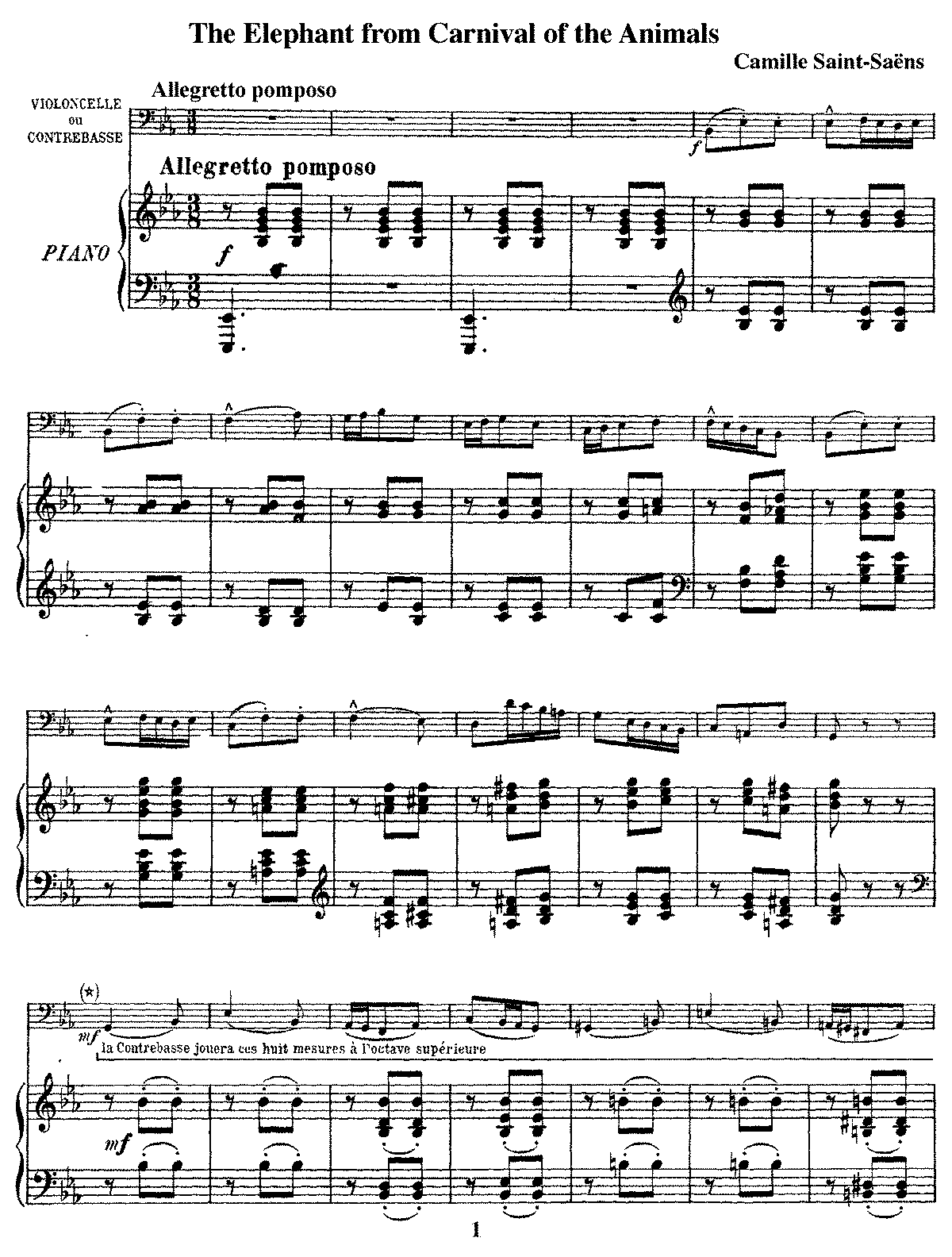 PMLP06099-Saint-Saens - The Elephant cello and piano.pdf