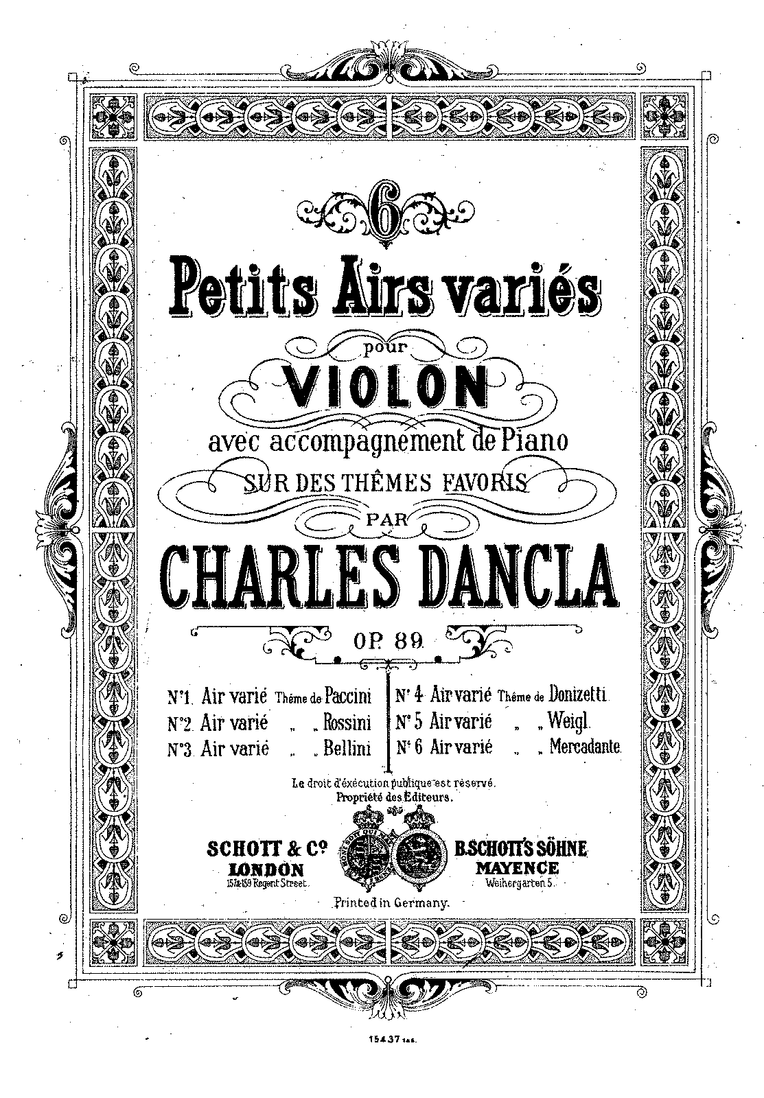 PMLP11342-Dancla - Air Varie No1 Op89 violin piano.pdf
