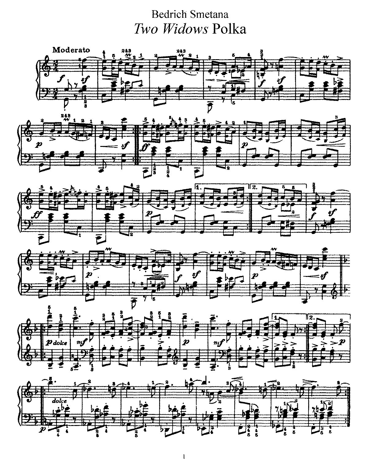 Smetana - Two widows polka.pdf