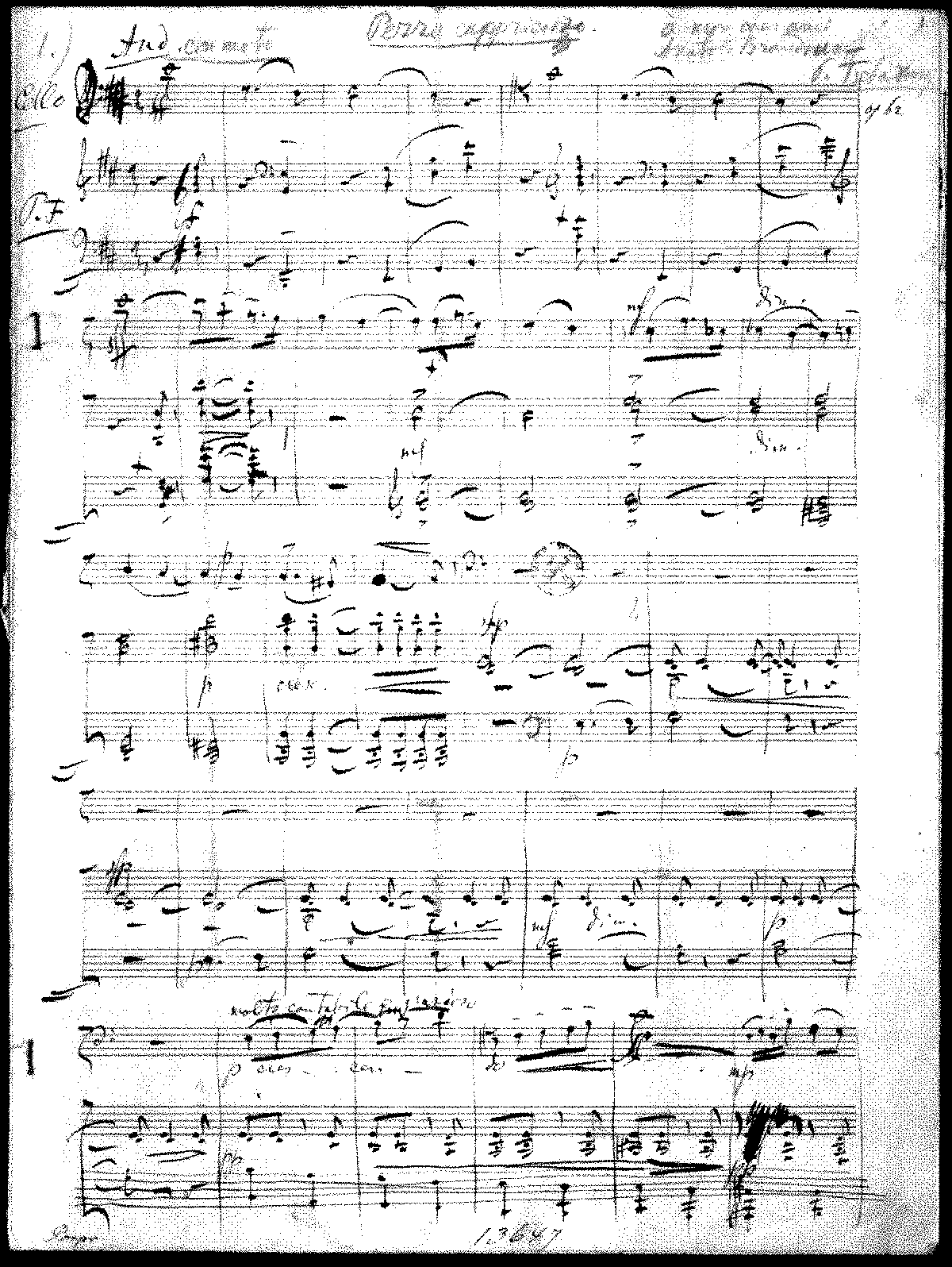 PMLP04624-Tchaikovsky - Pezzo Capriccioso manuscript cello and piano.pdf