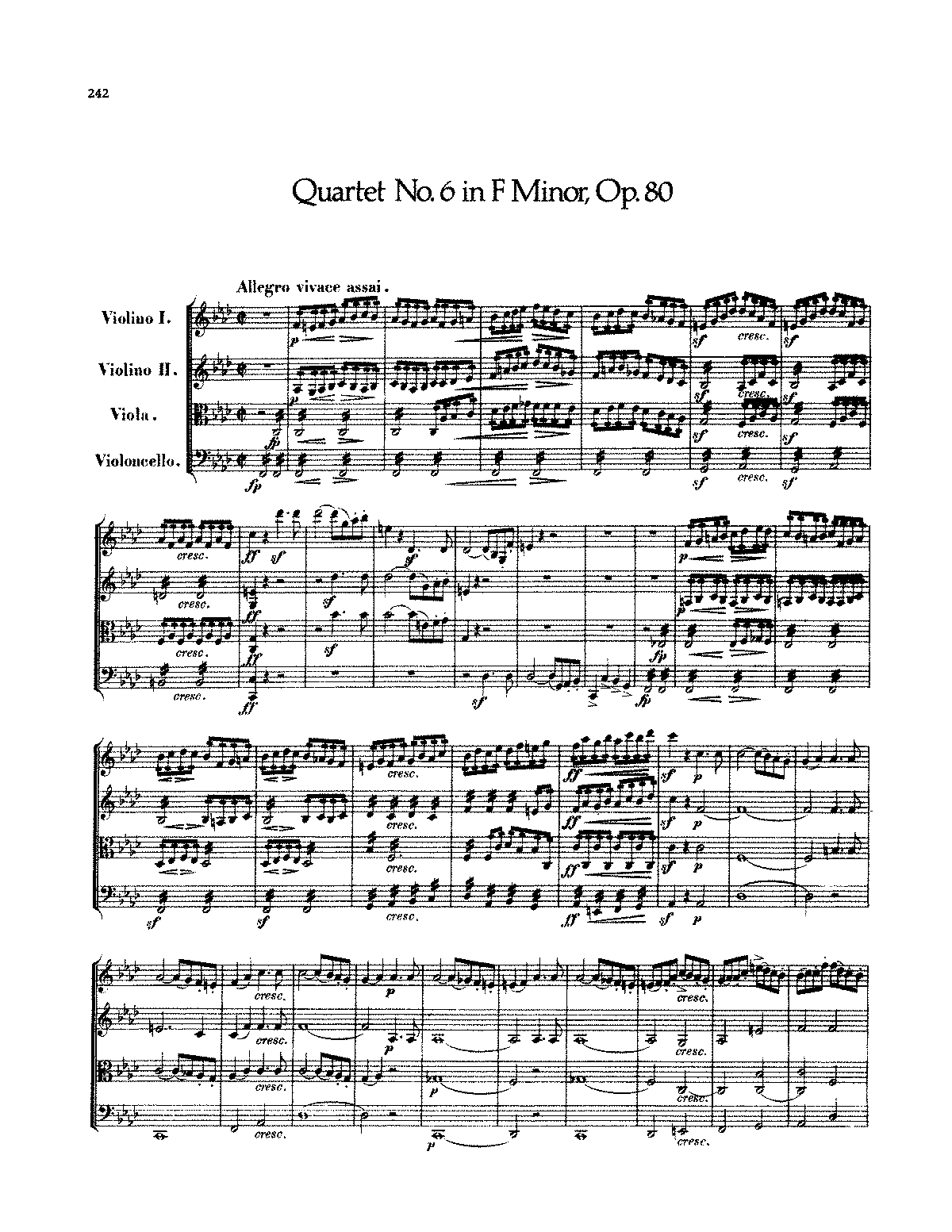 Mendelssohn - String Quartet No. 6.pdf