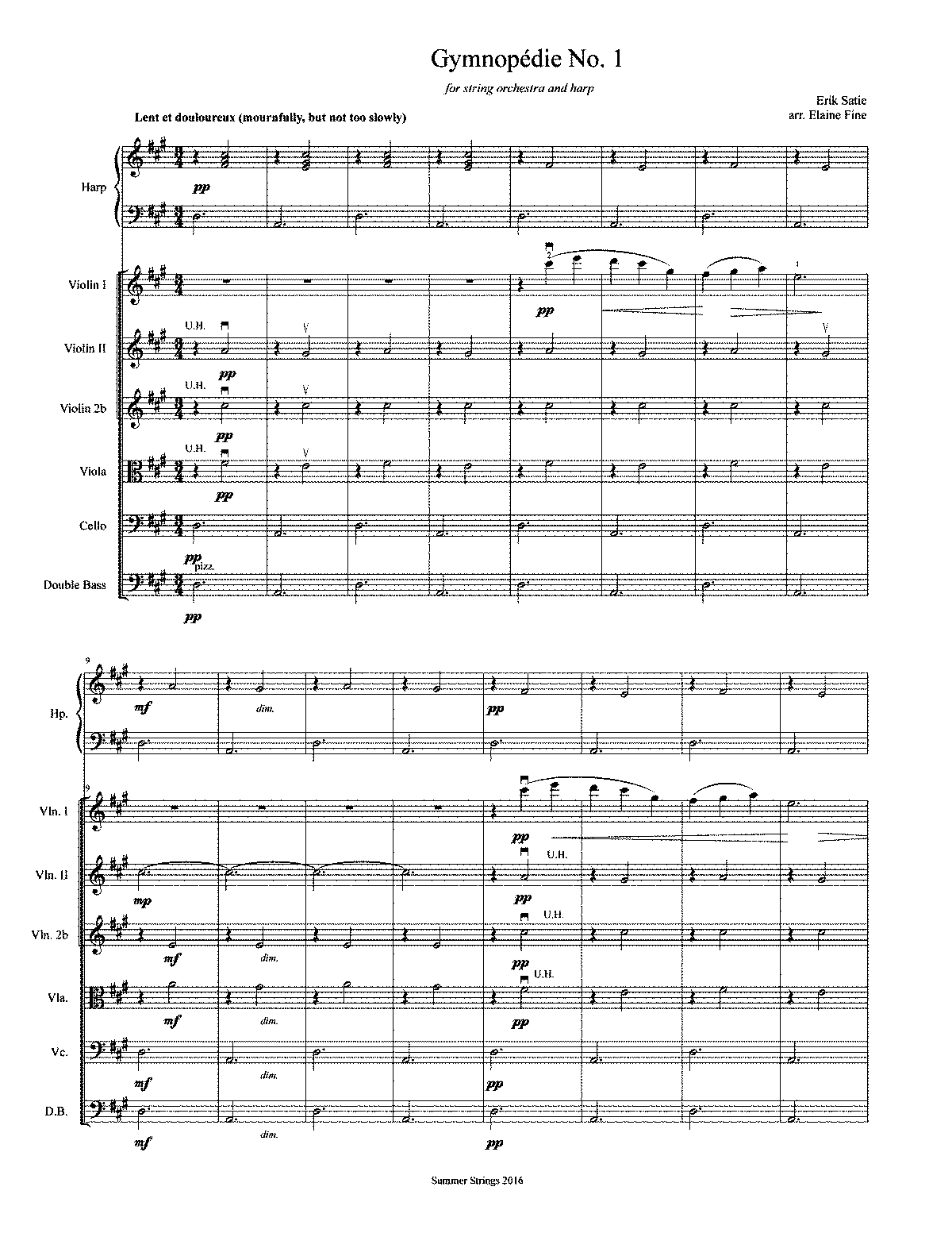 PMLP04215-Gymnopedie Number 1 for Strings and Harp Score and Parts.pdf