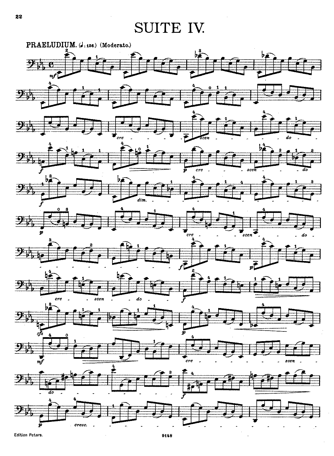 PMLP04291-Bach - Cello Suite No4 in Eb (Becker Peters).pdf