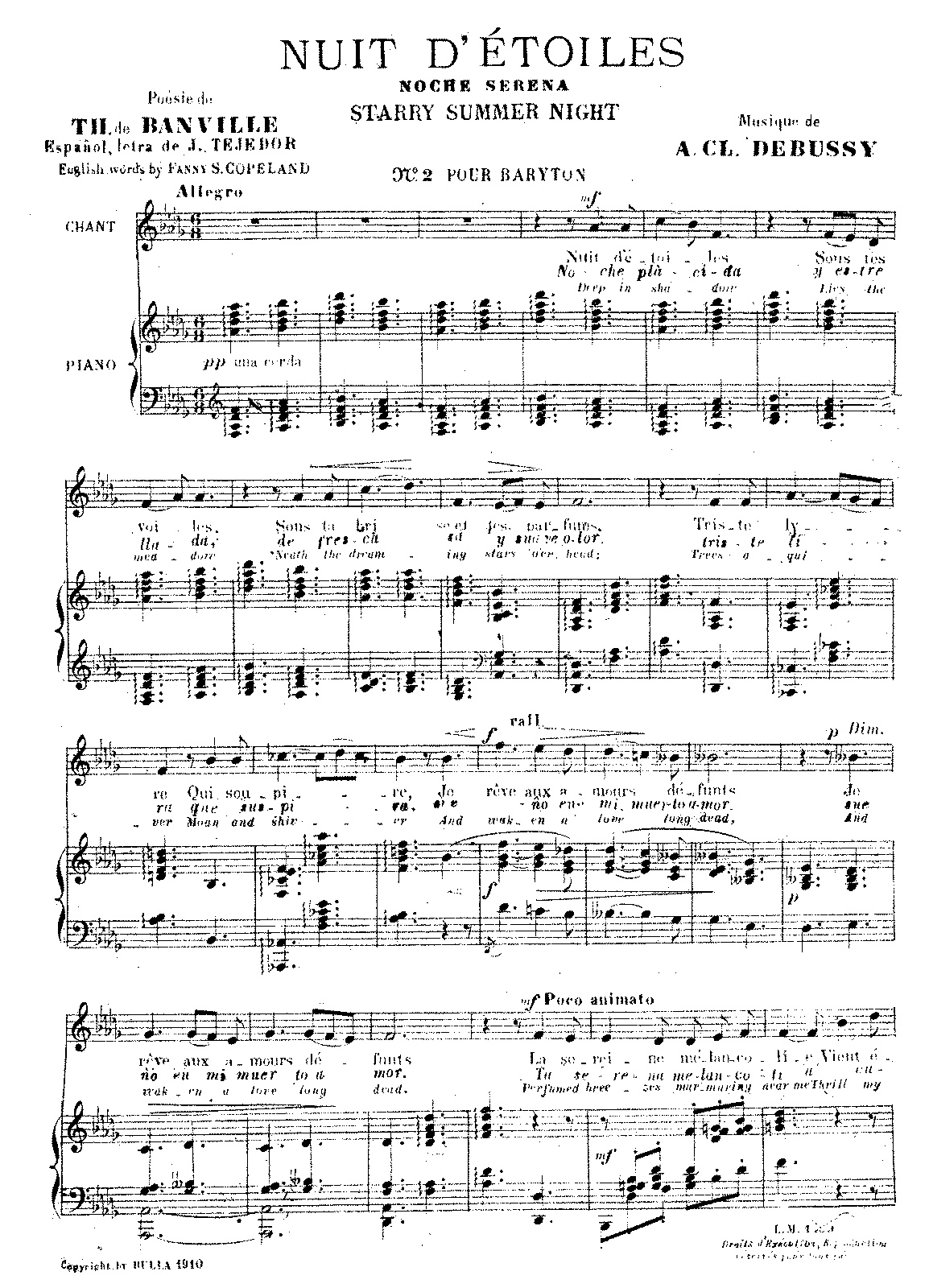 Debussy - Nuit d'Étoiles (voice and piano).pdf
