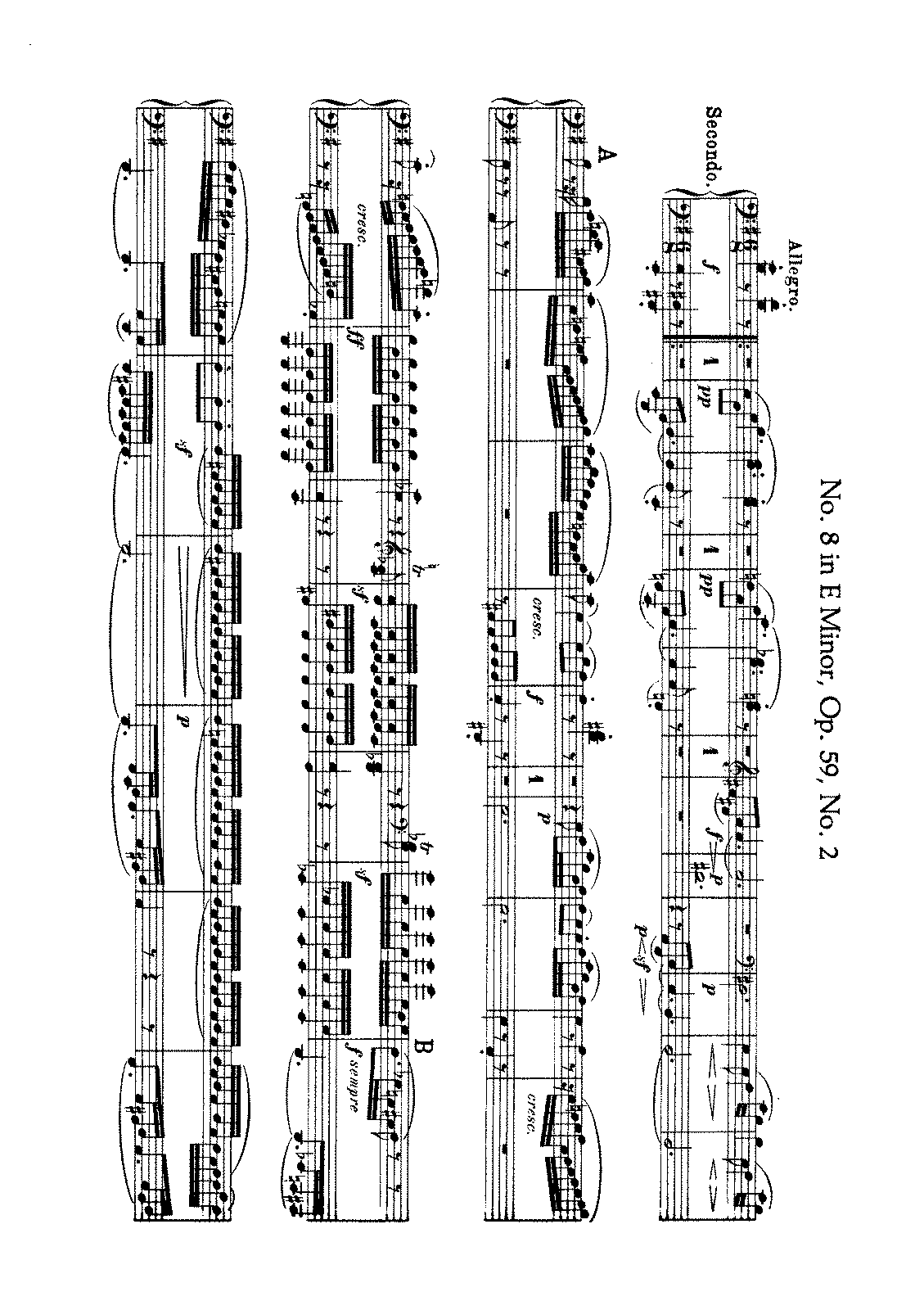 Beethoven - String Quartet No. 8 (Arr. for Piano 4 h.).pdf